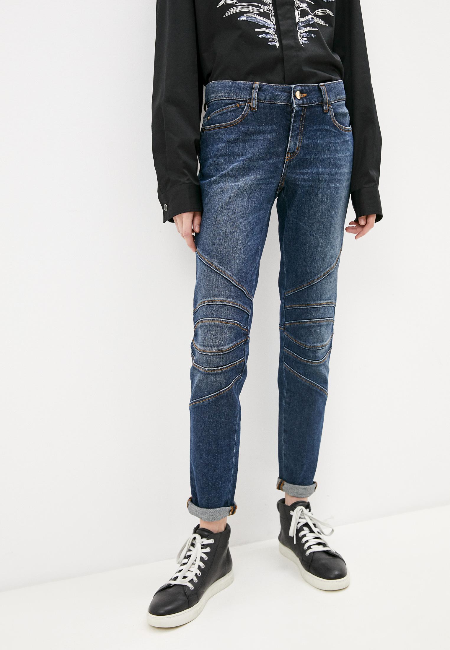 Зауженные джинсы Just Cavalli (Джаст Кавалли) S02LA0175 N31670