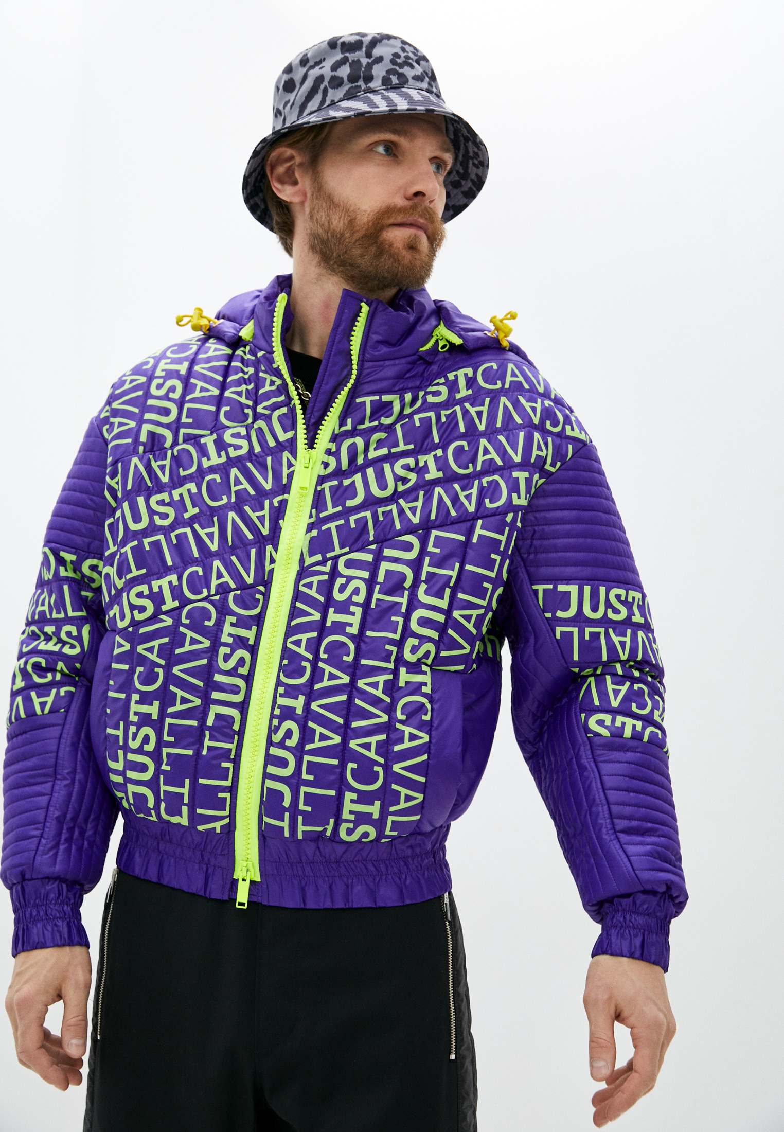 Куртка Just Cavalli (Джаст Кавалли) S03AM0275 N39378