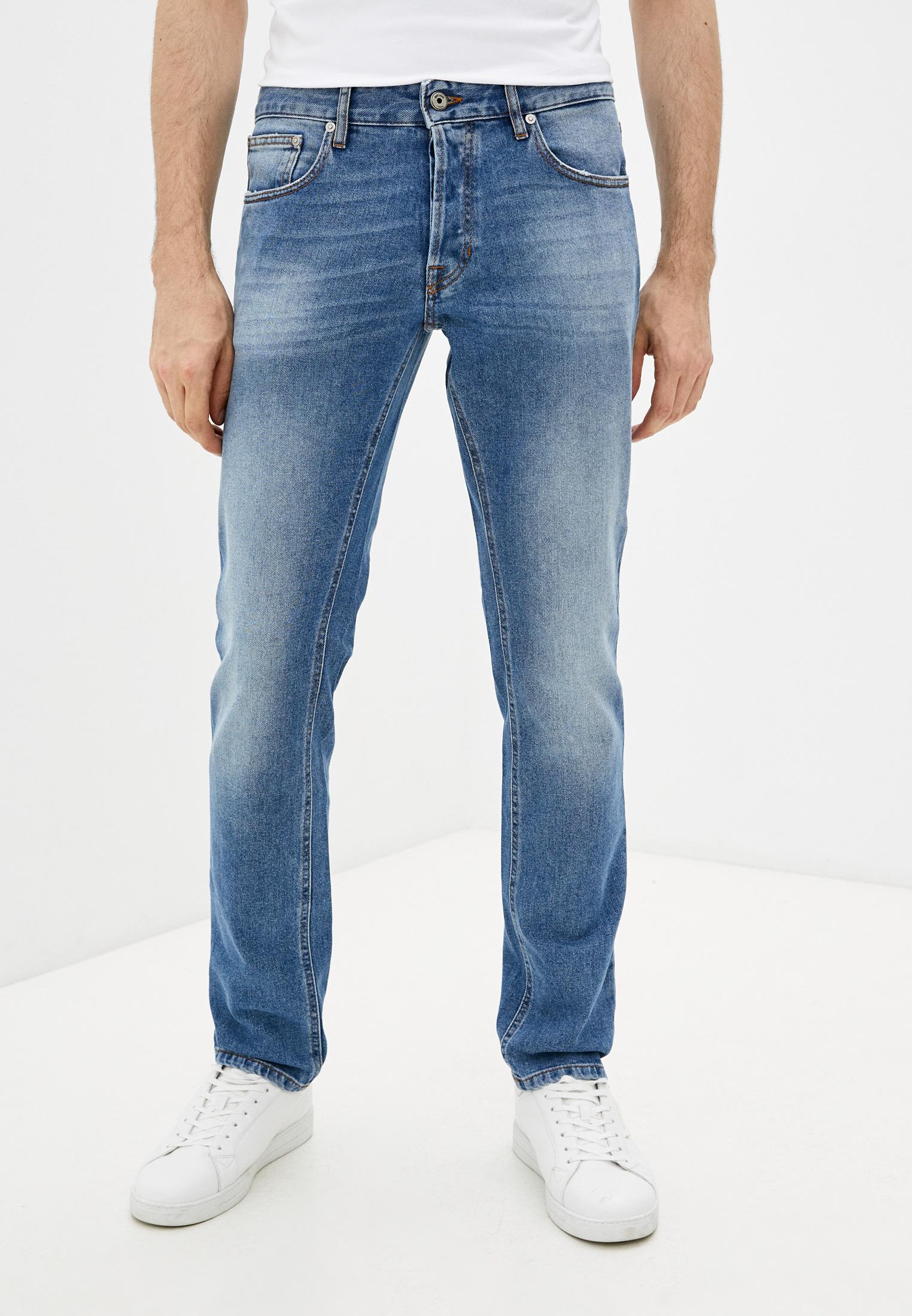 Мужские зауженные джинсы Just Cavalli (Джаст Кавалли) S03LA0089 N31687
