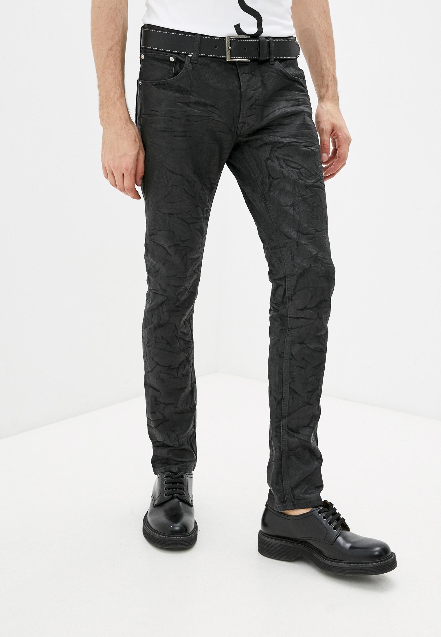 Мужские зауженные джинсы Just Cavalli (Джаст Кавалли) S03LA0089 N31691