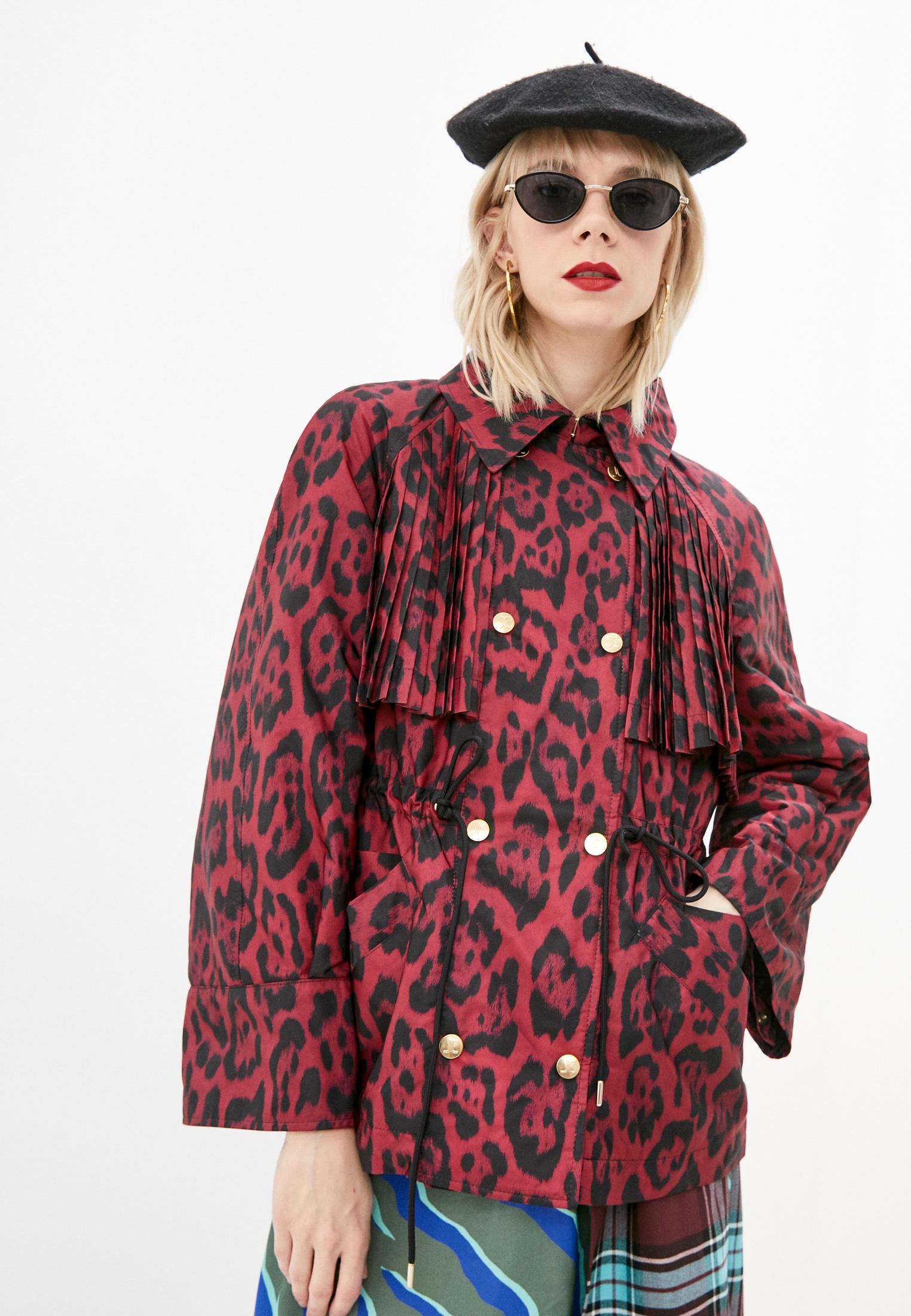 Утепленная куртка Just Cavalli (Джаст Кавалли) Куртка утепленная Just Cavalli