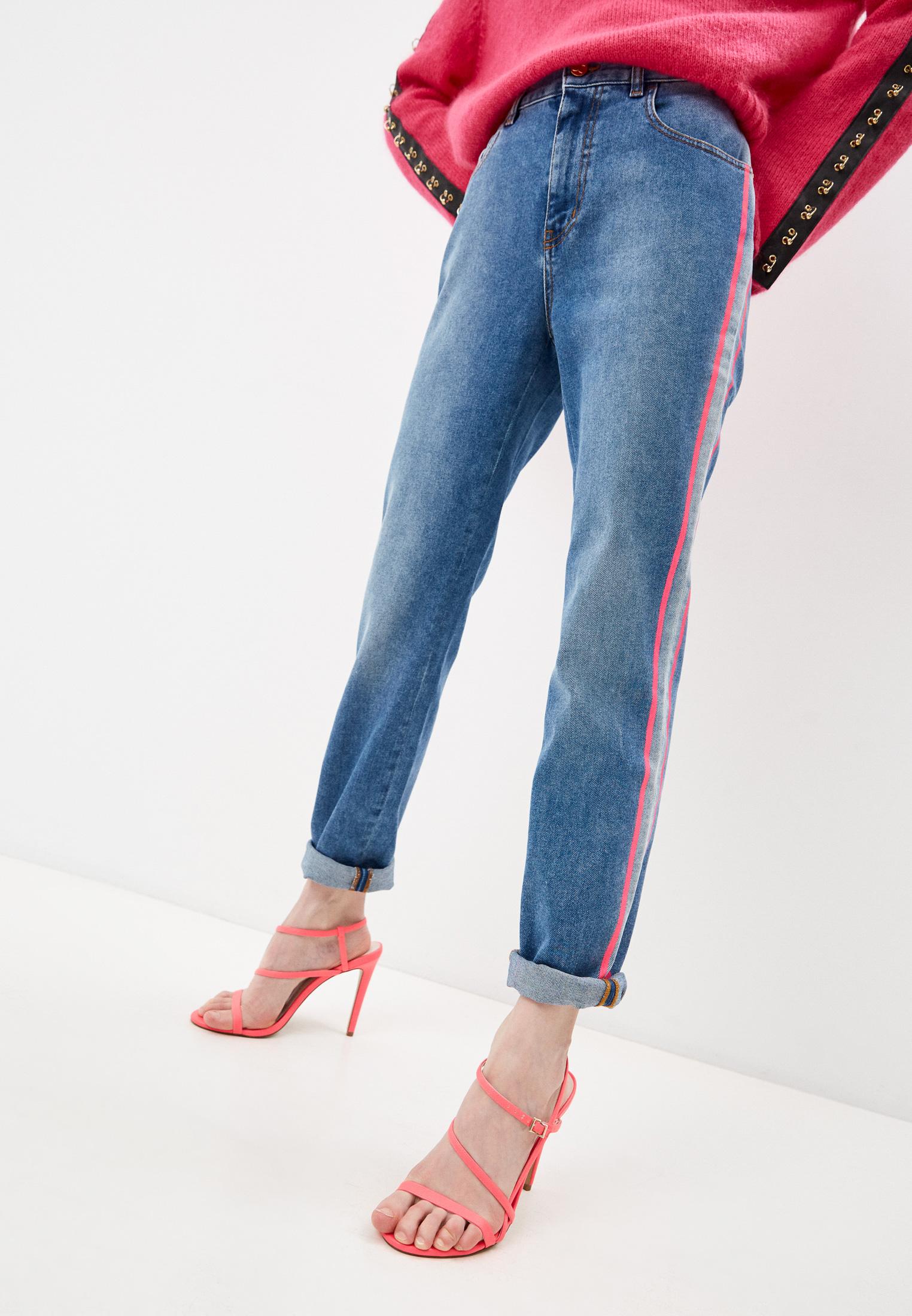 Зауженные джинсы Just Cavalli (Джаст Кавалли) S04LA0143 N31714