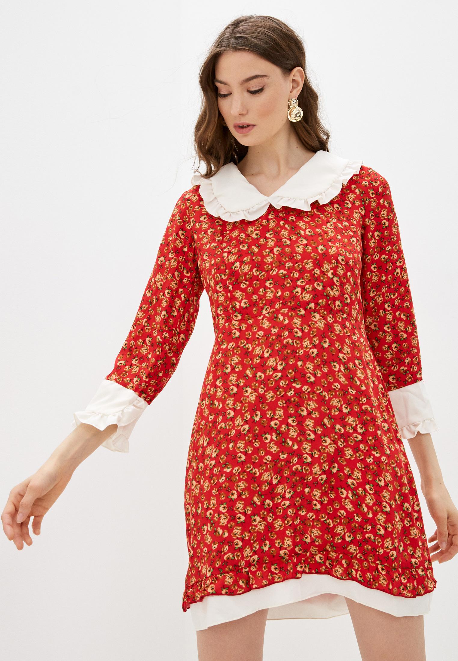 Платье Pink Orange PO21-031329-1