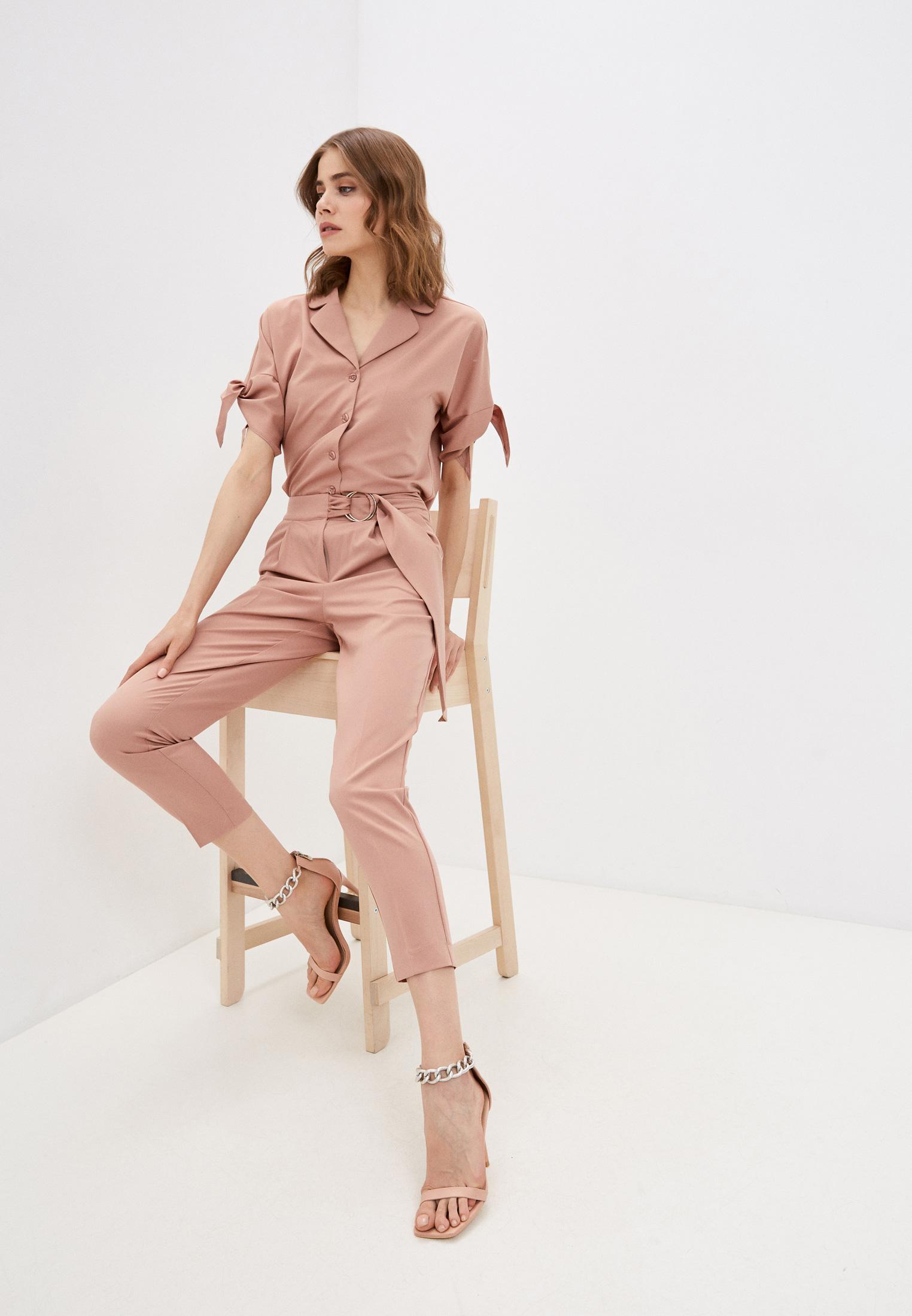 Костюм с брюками Pink Orange PO21-031340-2