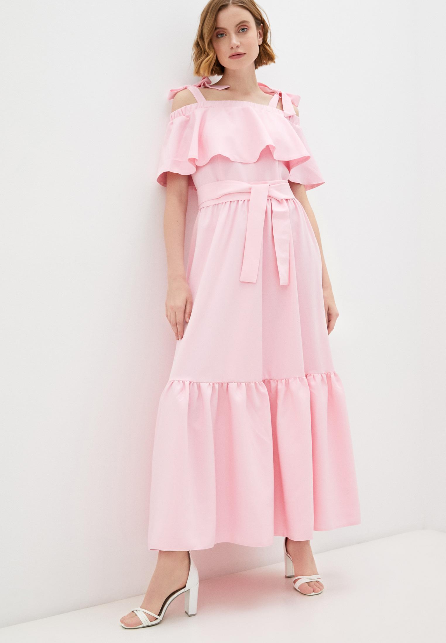 Платье Pink Orange PO21-031347-1