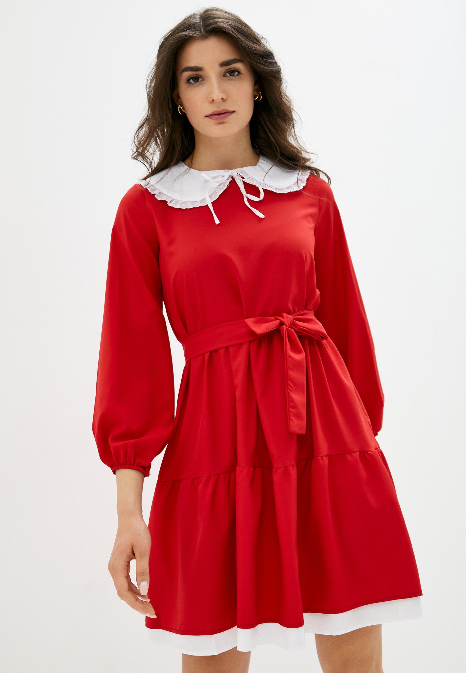 Платье Pink Orange PO21-031357-1