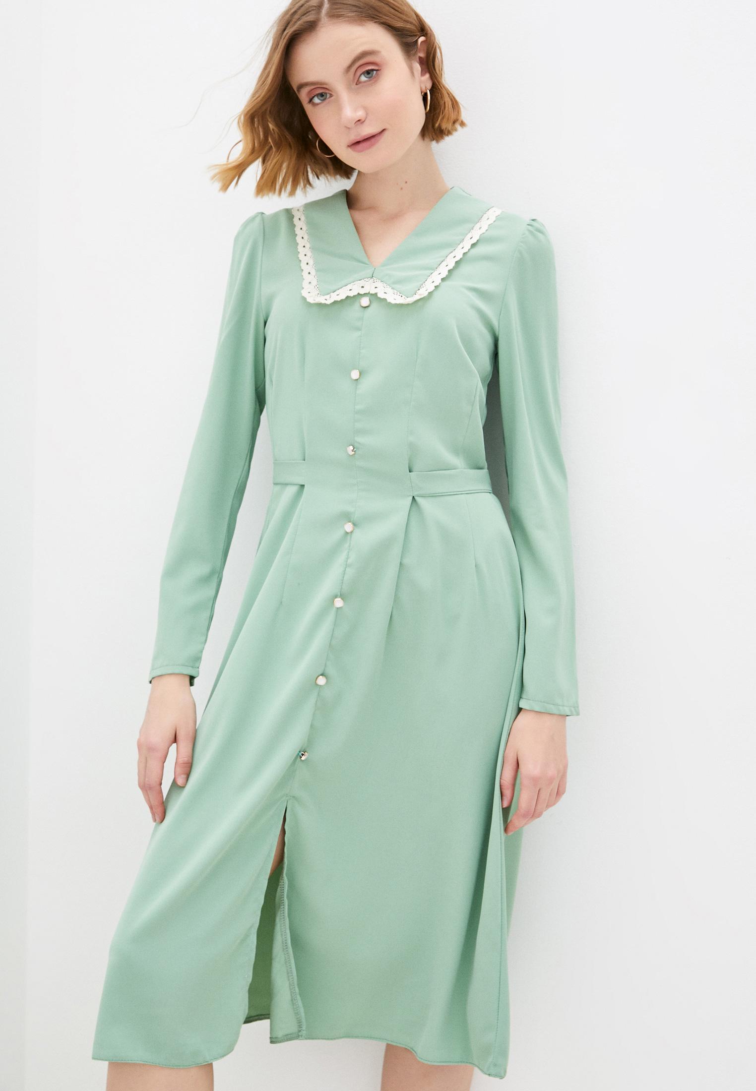 Платье Pink Orange PO21-031380-1