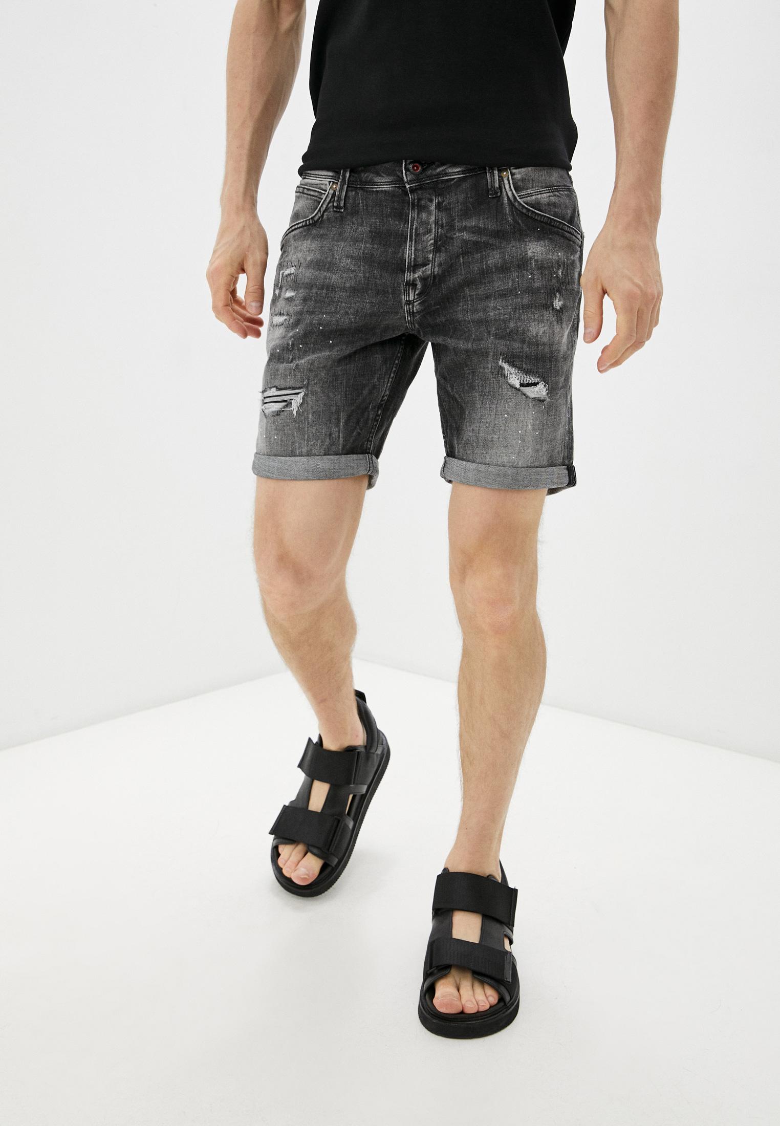 Мужские джинсовые шорты Jack & Jones (Джек Энд Джонс) 12185945