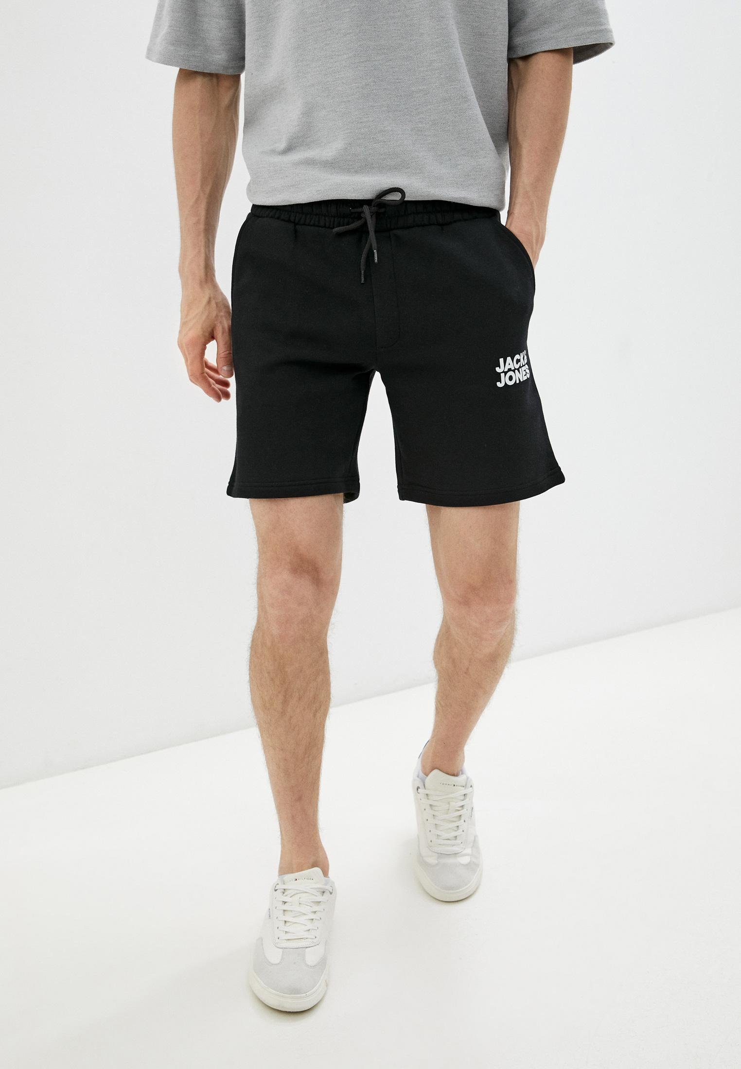 Мужские повседневные шорты Jack & Jones (Джек Энд Джонс) Шорты спортивные Jack & Jones