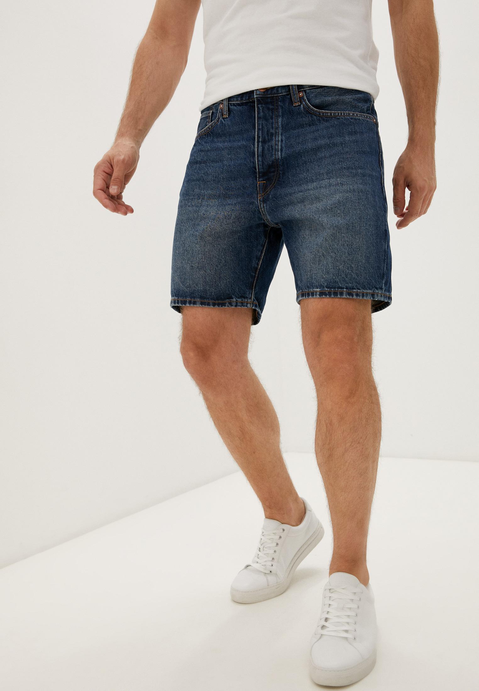 Мужские джинсовые шорты Selected Homme 16078910