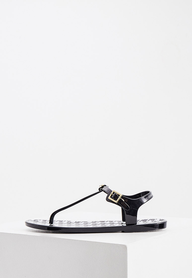 Женские сандалии Armani Exchange XDQ005 XV306: изображение 7