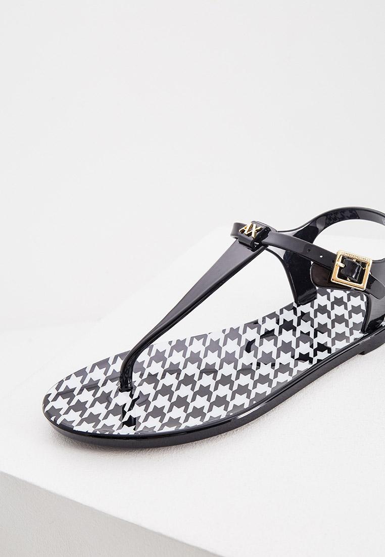 Женские сандалии Armani Exchange XDQ005 XV306: изображение 8