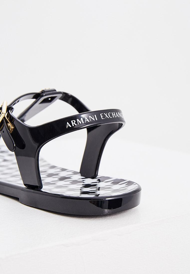 Женские сандалии Armani Exchange XDQ005 XV306: изображение 9