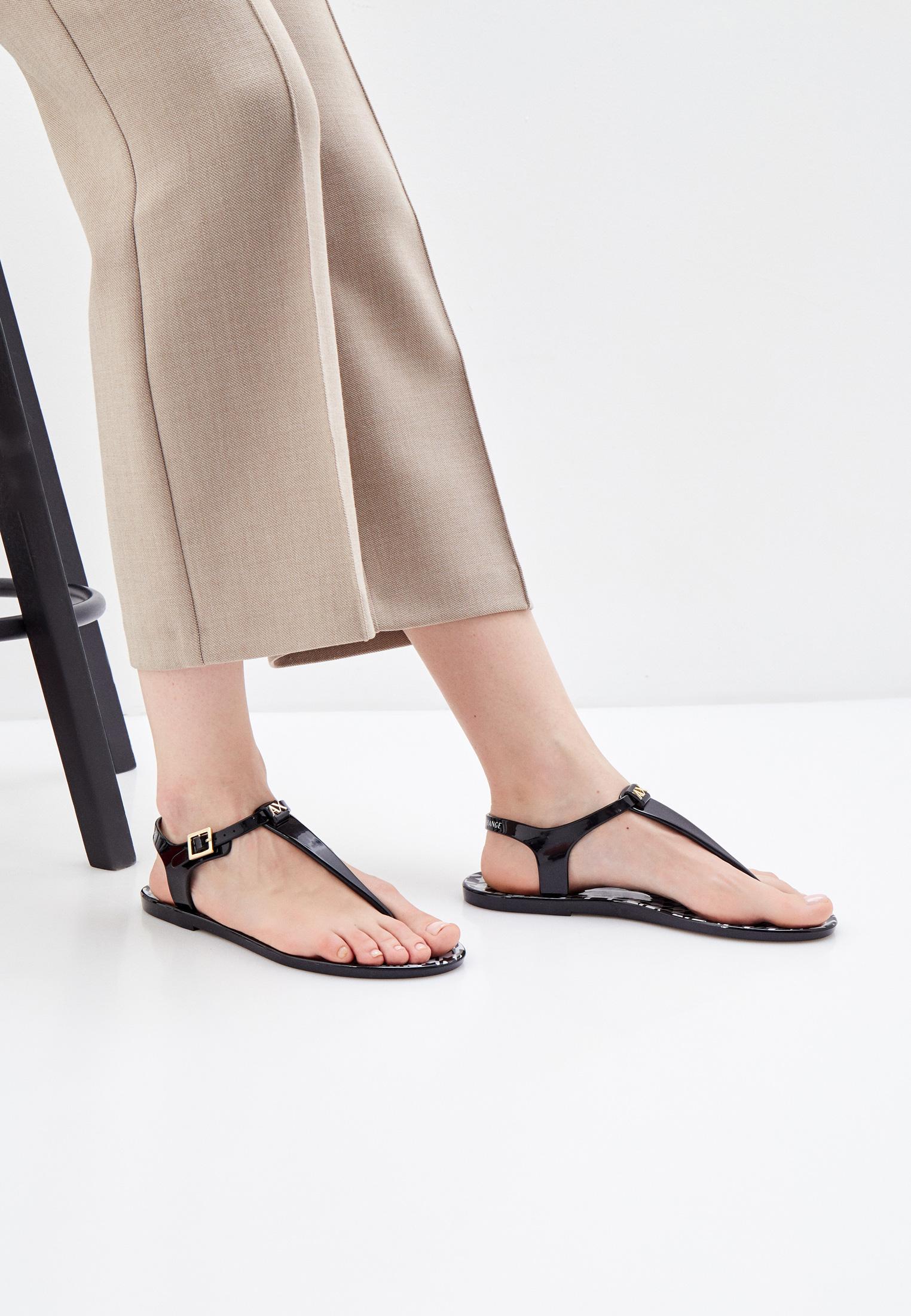 Женские сандалии Armani Exchange XDQ005 XV306: изображение 12