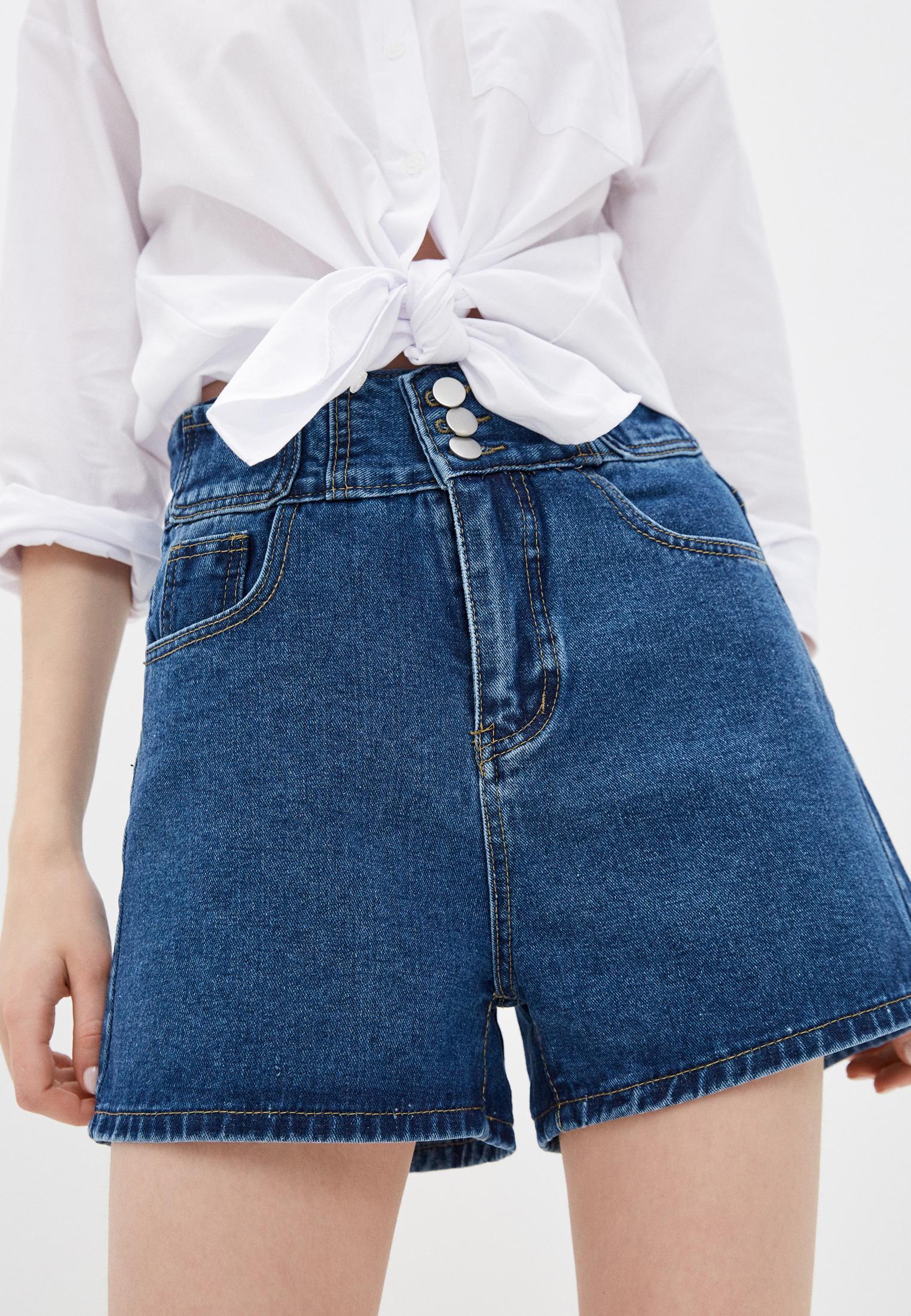 Женские джинсовые шорты Nerouge N2022