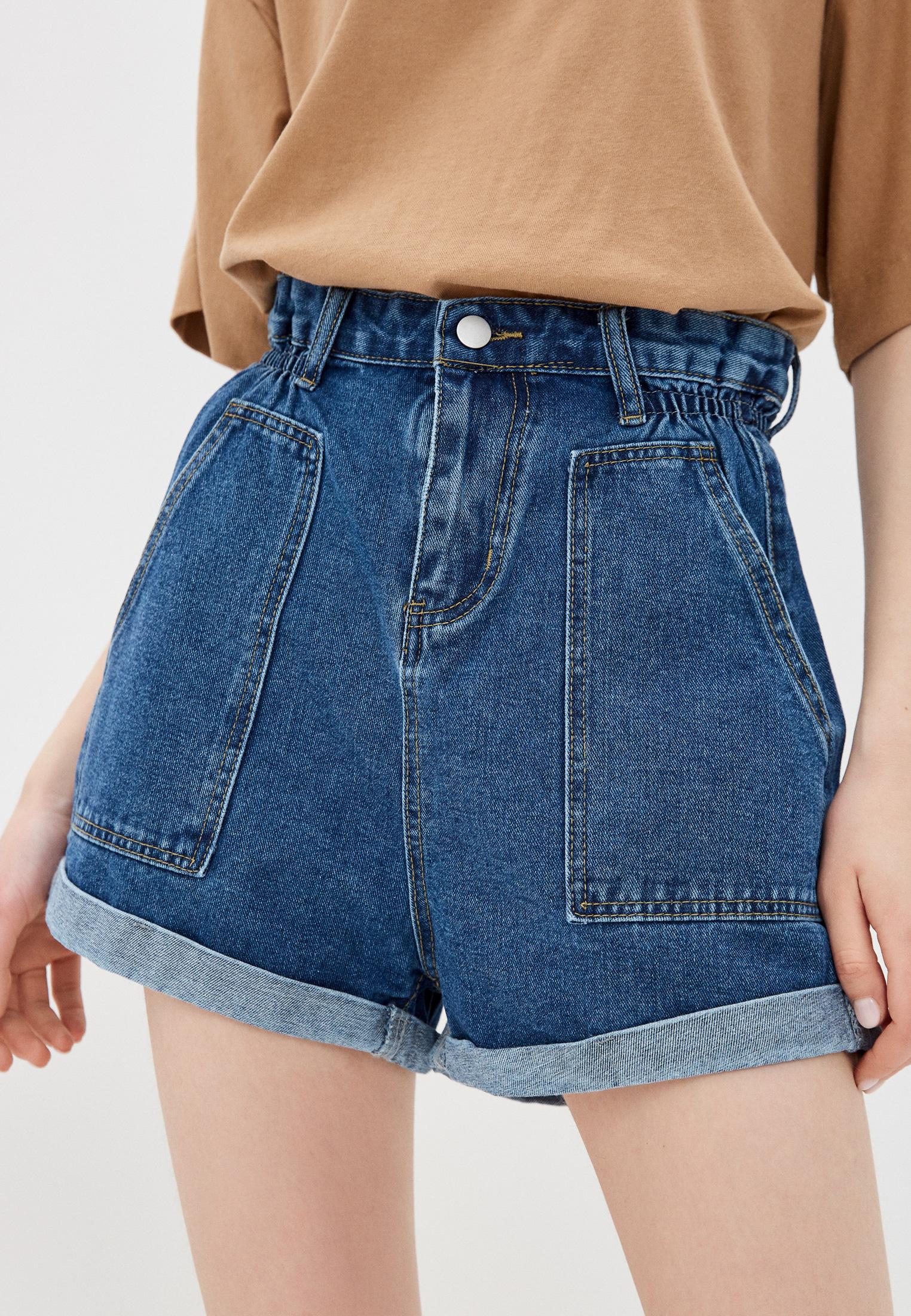 Женские джинсовые шорты Nerouge N8016