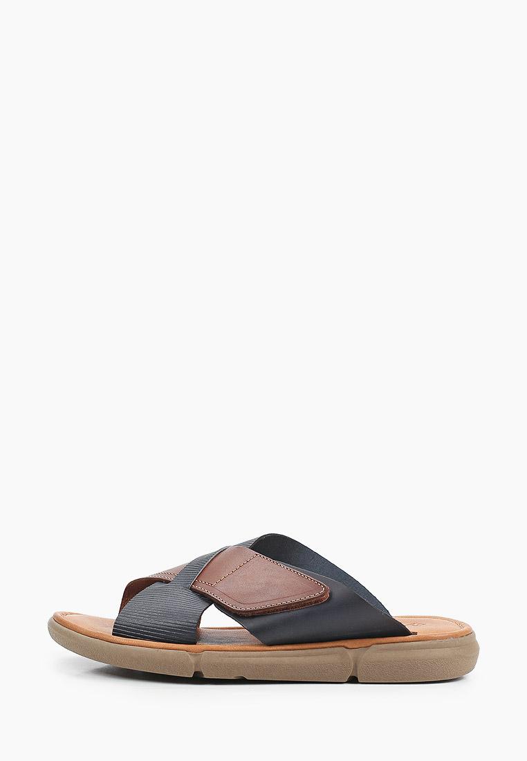 Мужские сандалии El Tempo EAD8_13650_NAVY-NUEZ