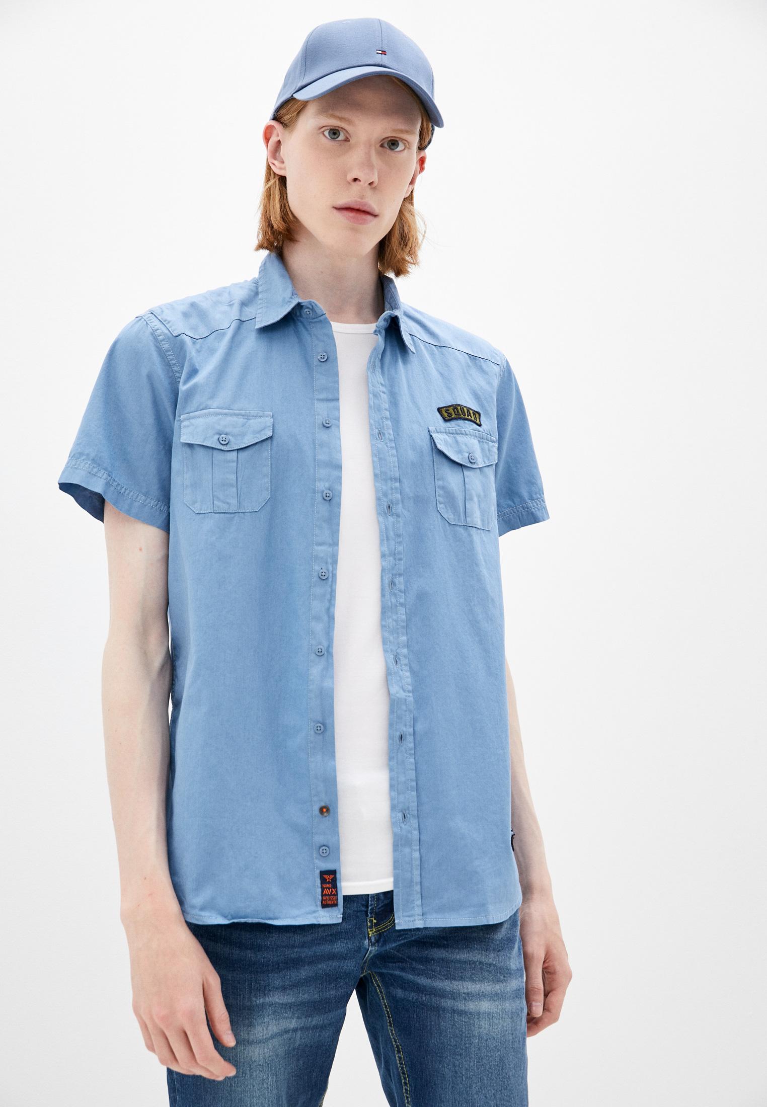 Рубашка с длинным рукавом Avirex AVXC0102: изображение 5