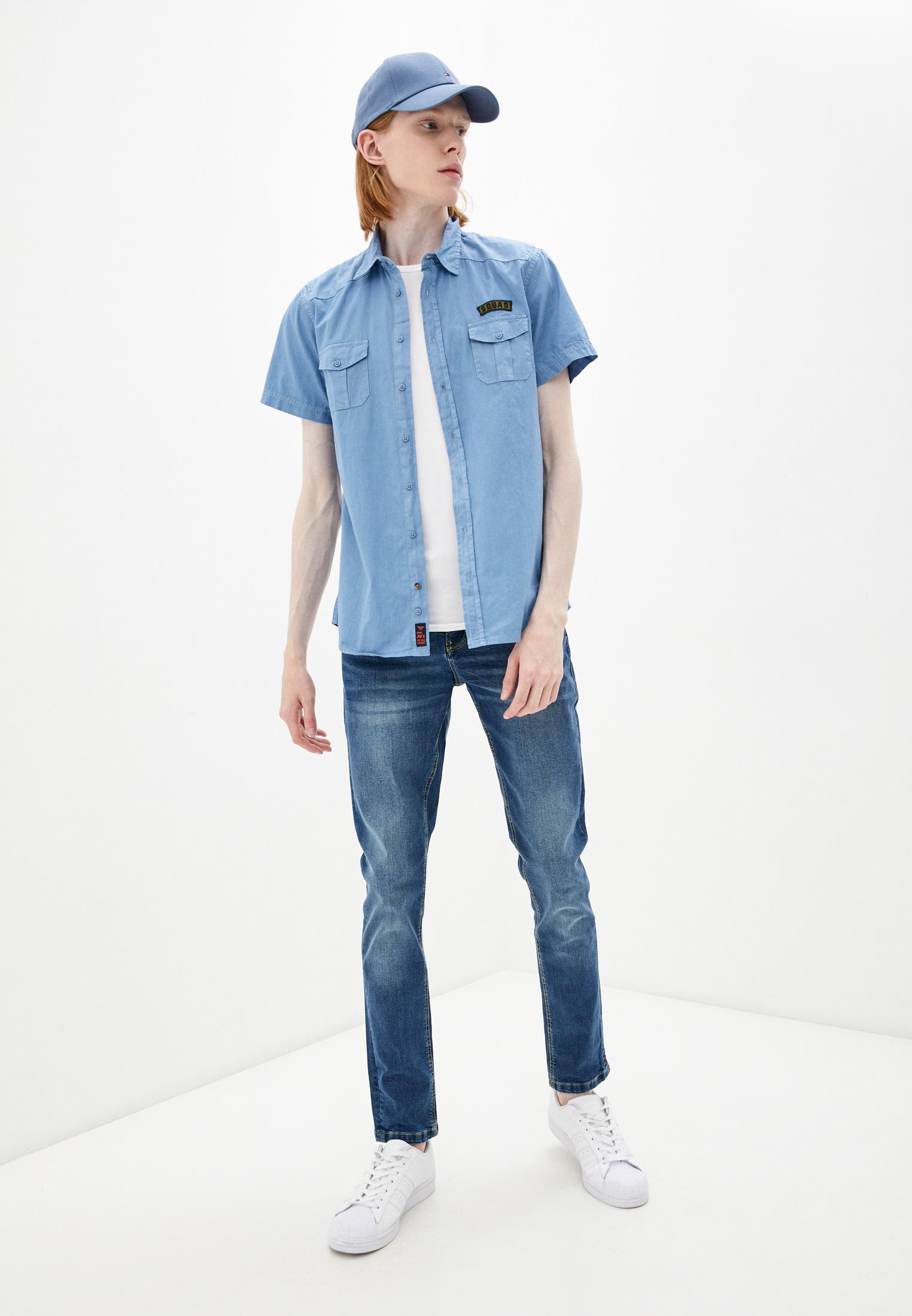 Рубашка с длинным рукавом Avirex AVXC0102: изображение 6