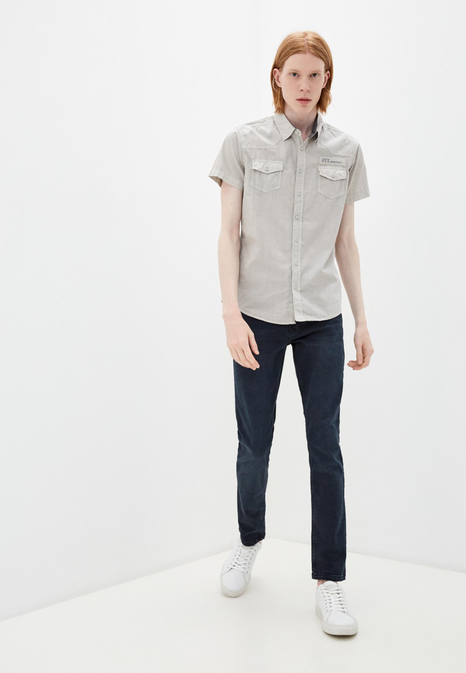 Рубашка с длинным рукавом Avirex AVXC0073: изображение 2