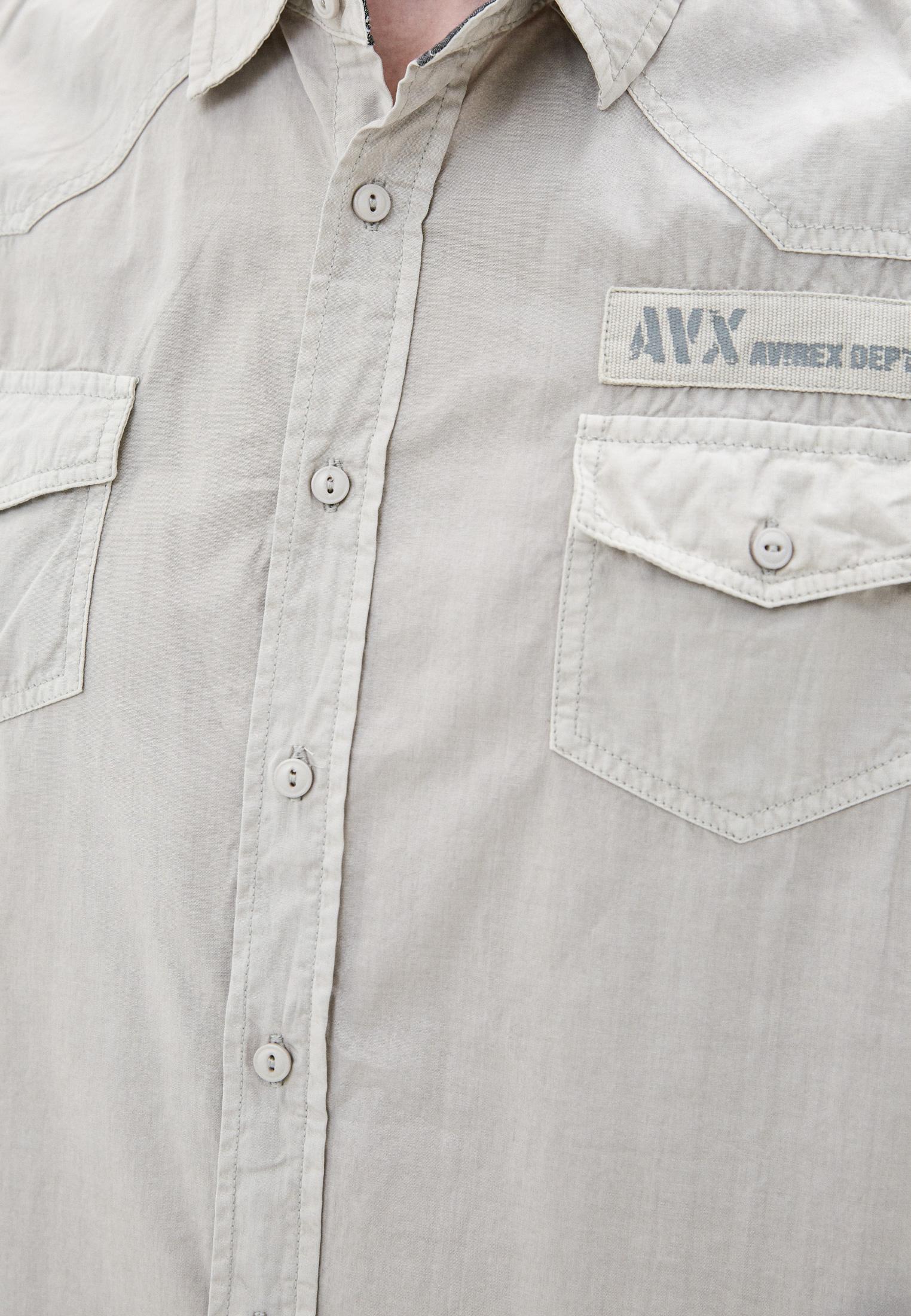 Рубашка с длинным рукавом Avirex AVXC0073: изображение 4