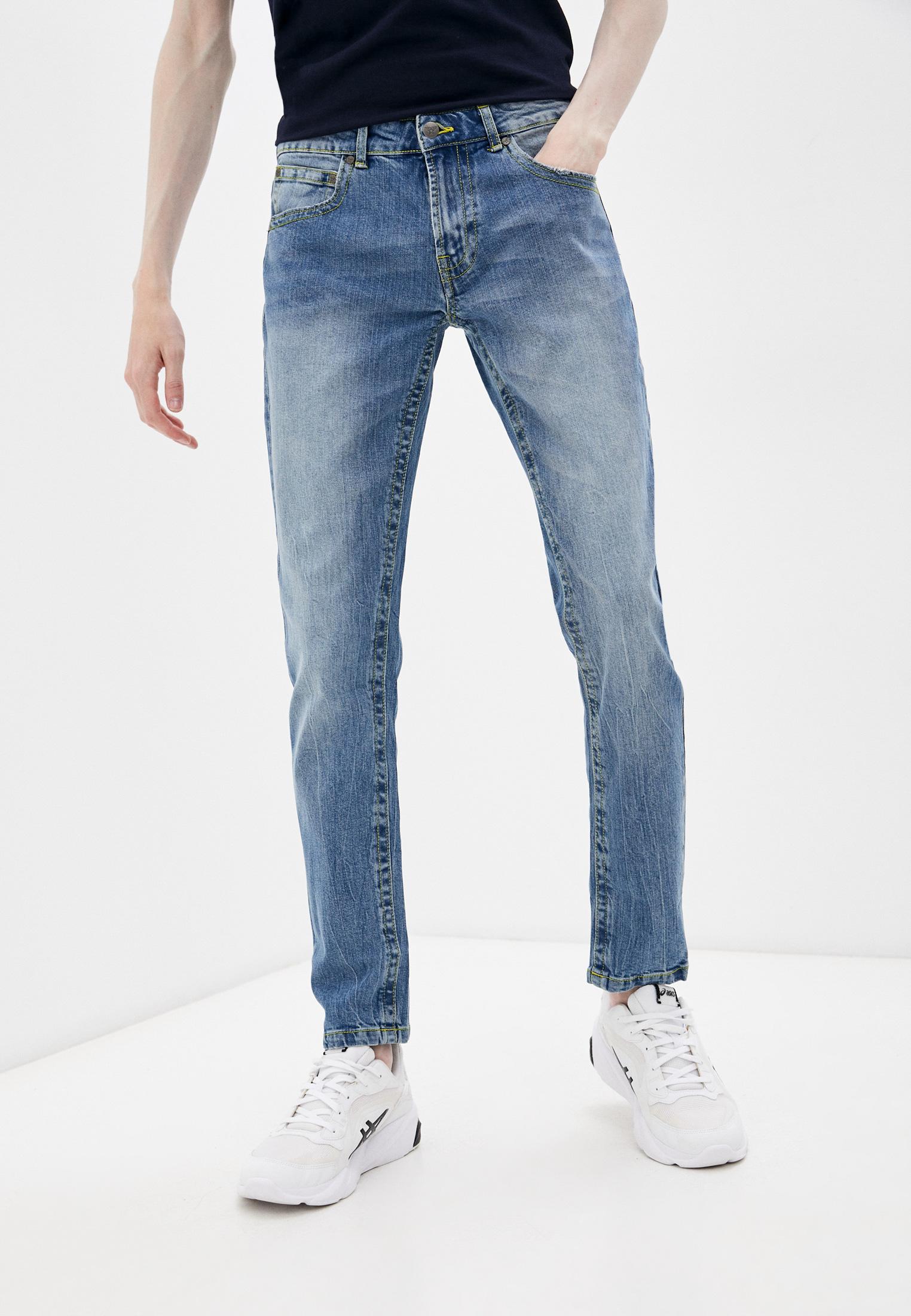Зауженные джинсы Avirex Джинсы Avirex