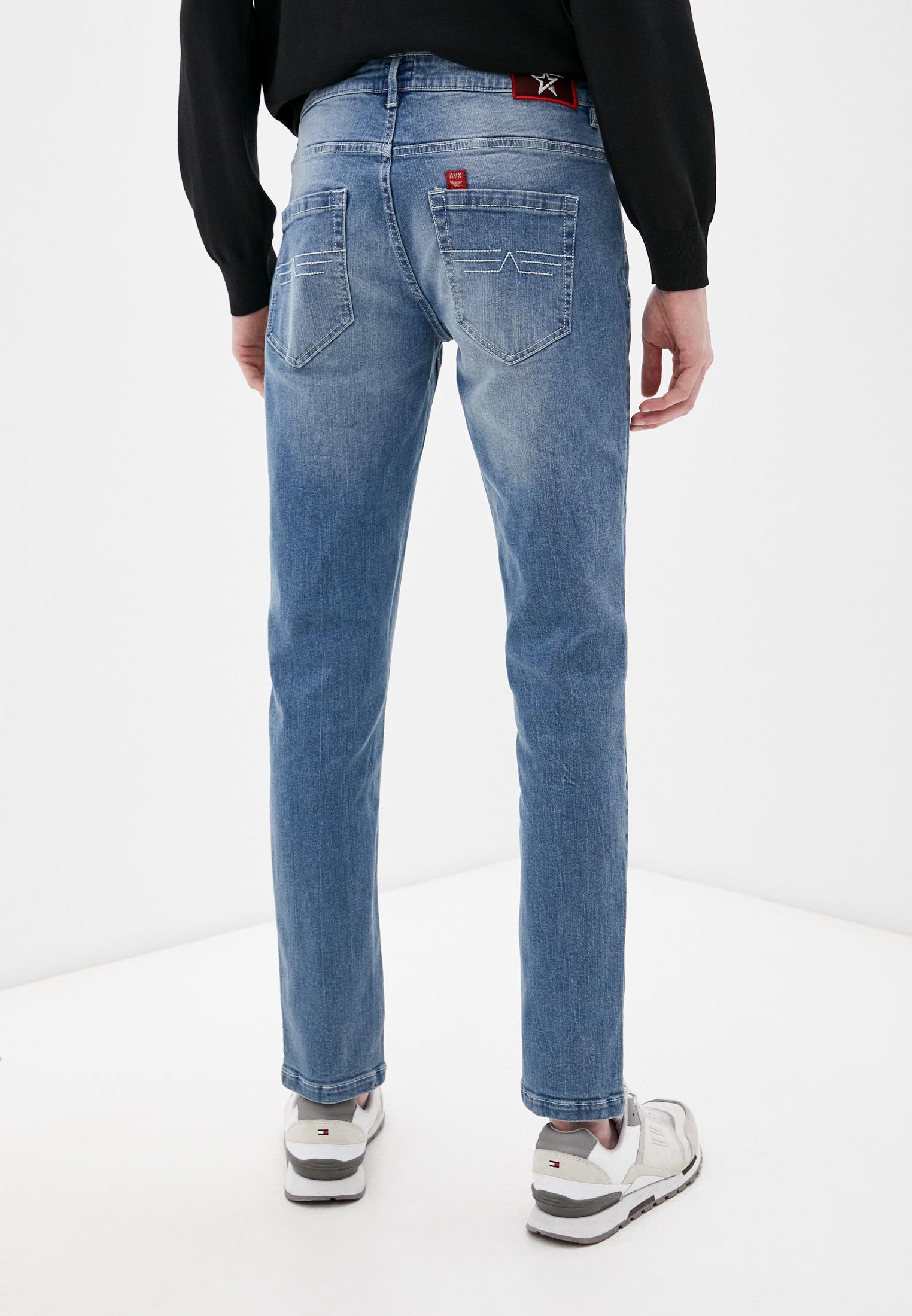 Зауженные джинсы Avirex AVXJ0556: изображение 3