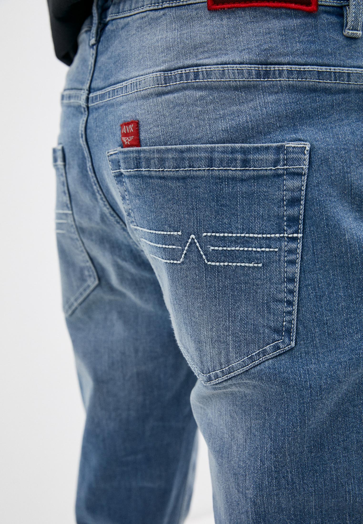 Зауженные джинсы Avirex AVXJ0556: изображение 4