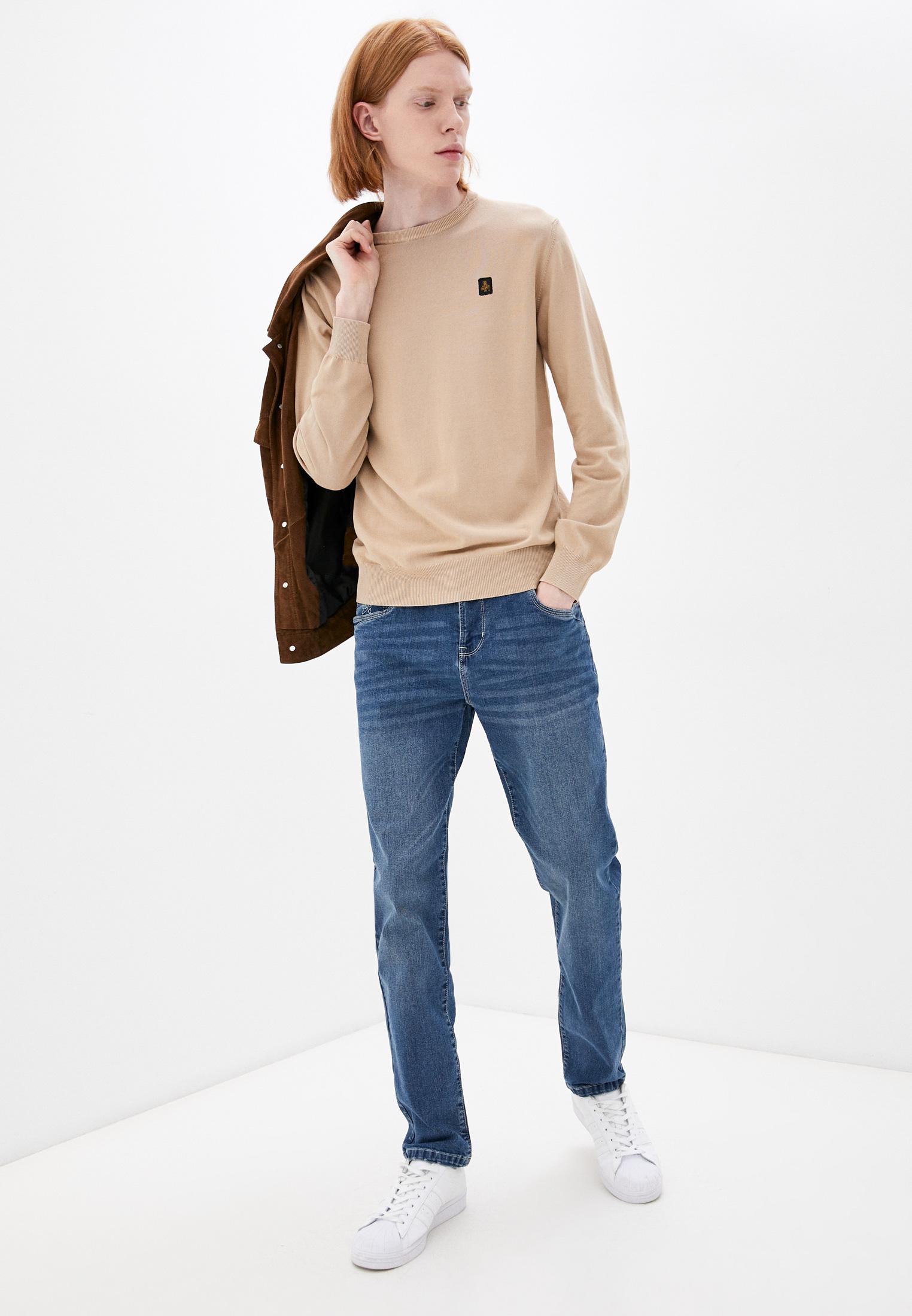 Зауженные джинсы Avirex AVXJ0558: изображение 2