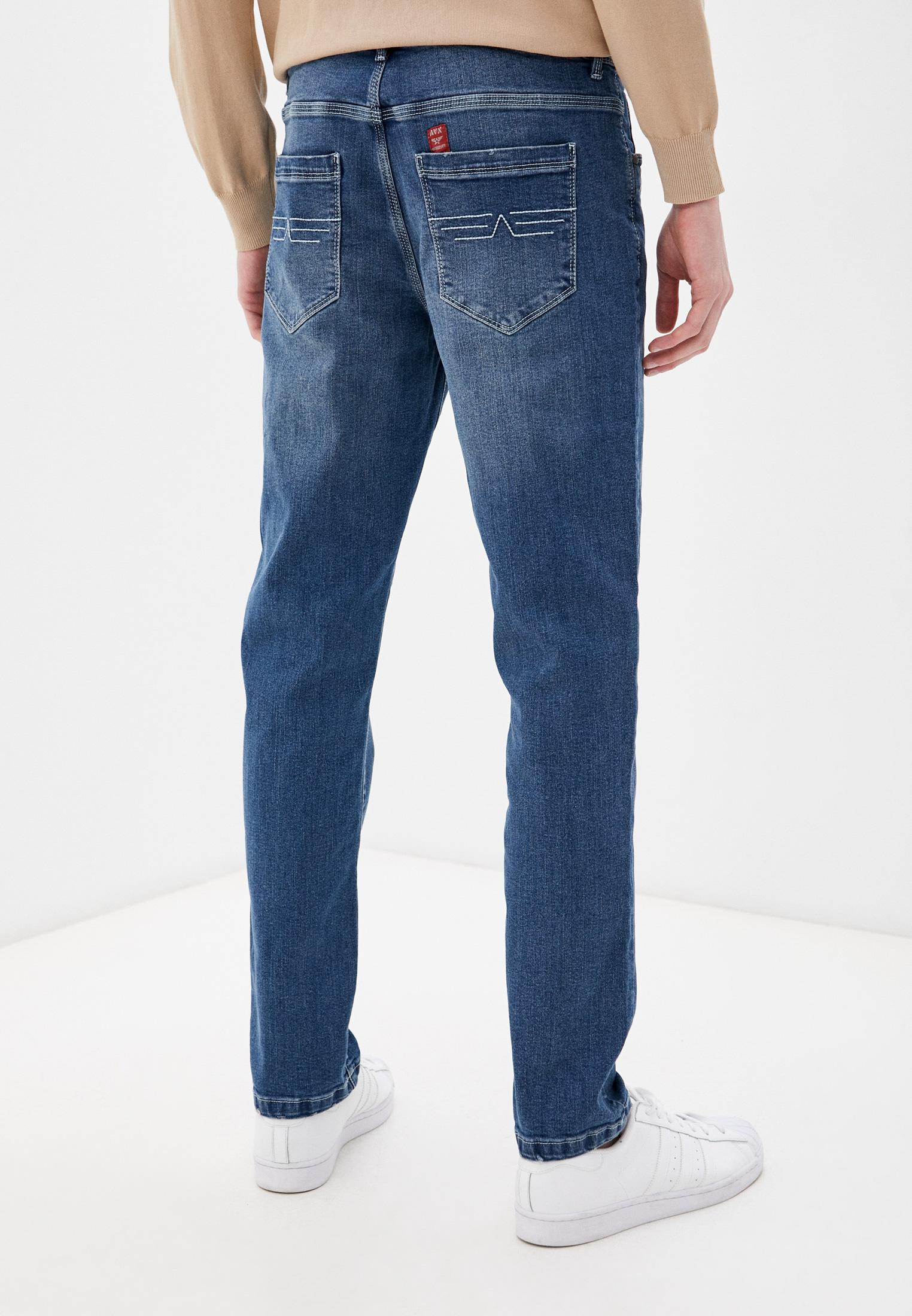 Зауженные джинсы Avirex AVXJ0558: изображение 3