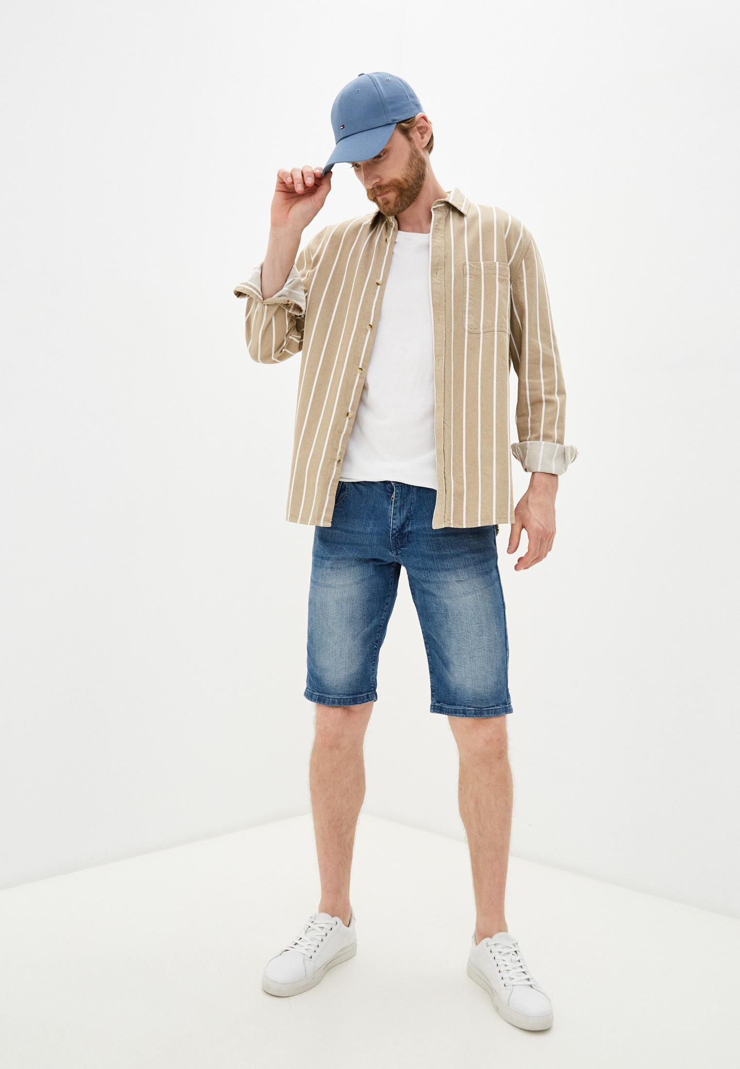 Мужские джинсовые шорты Avirex AVXJS5527: изображение 2