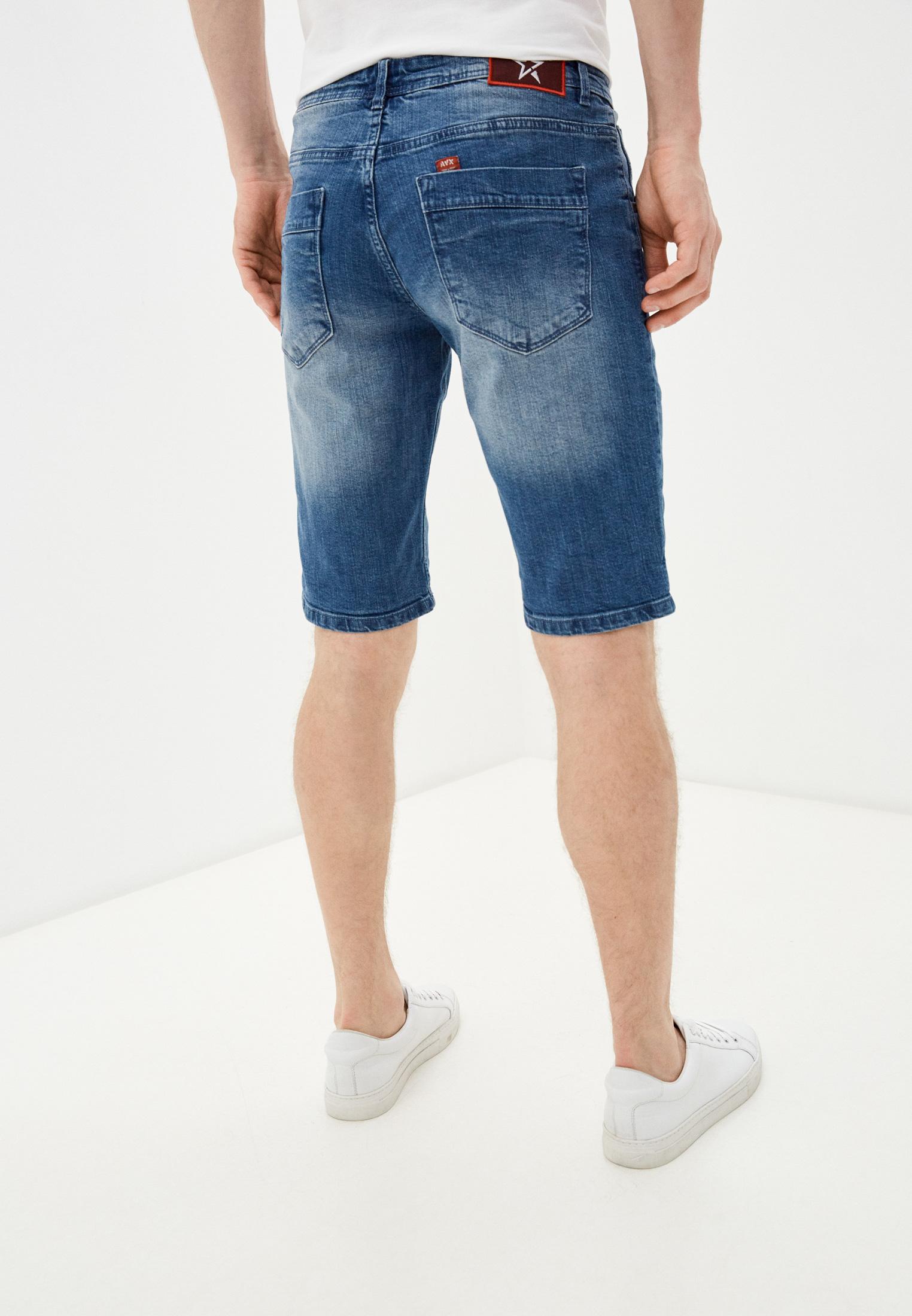 Мужские джинсовые шорты Avirex AVXJS5527: изображение 3