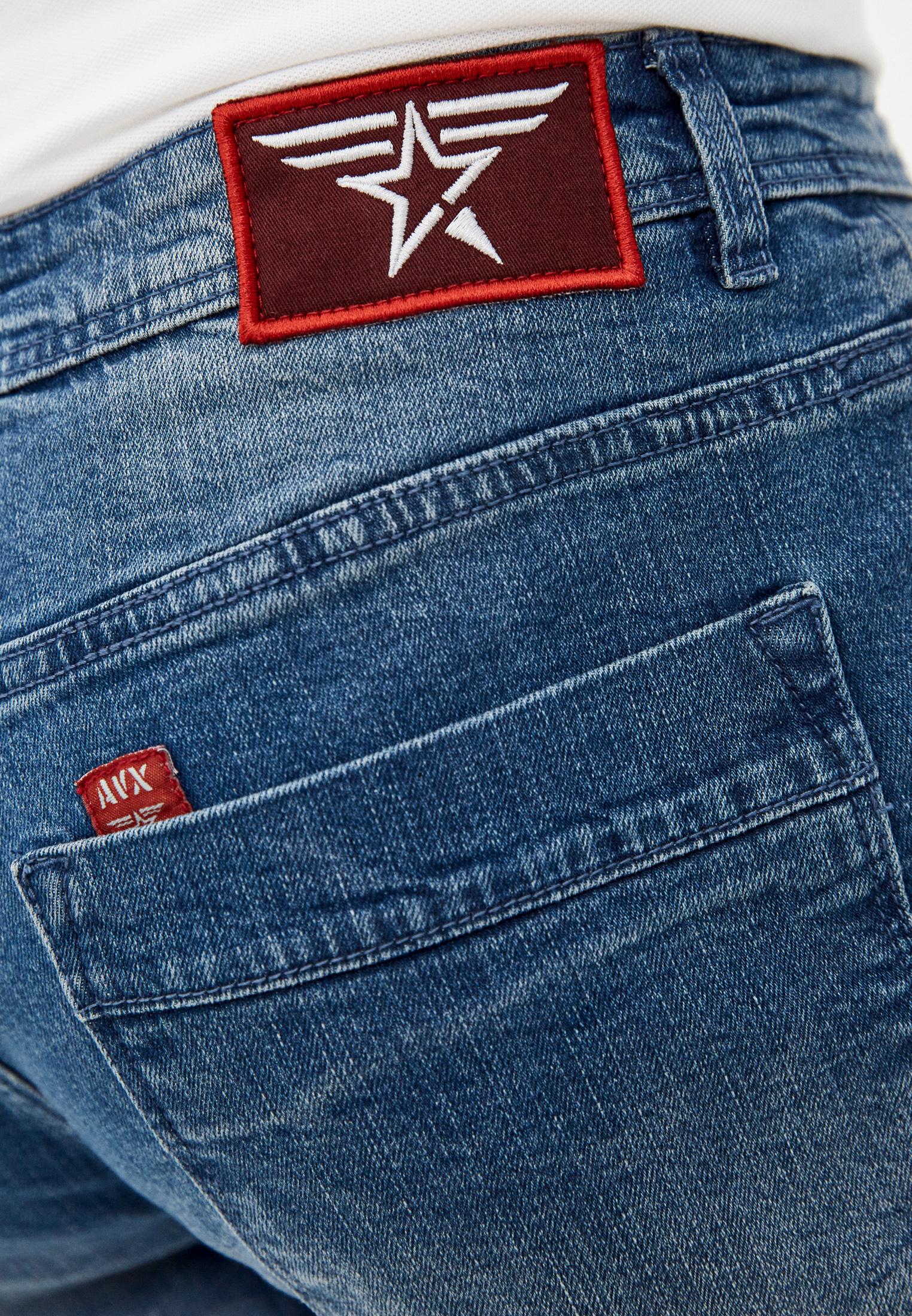Мужские джинсовые шорты Avirex AVXJS5527: изображение 4