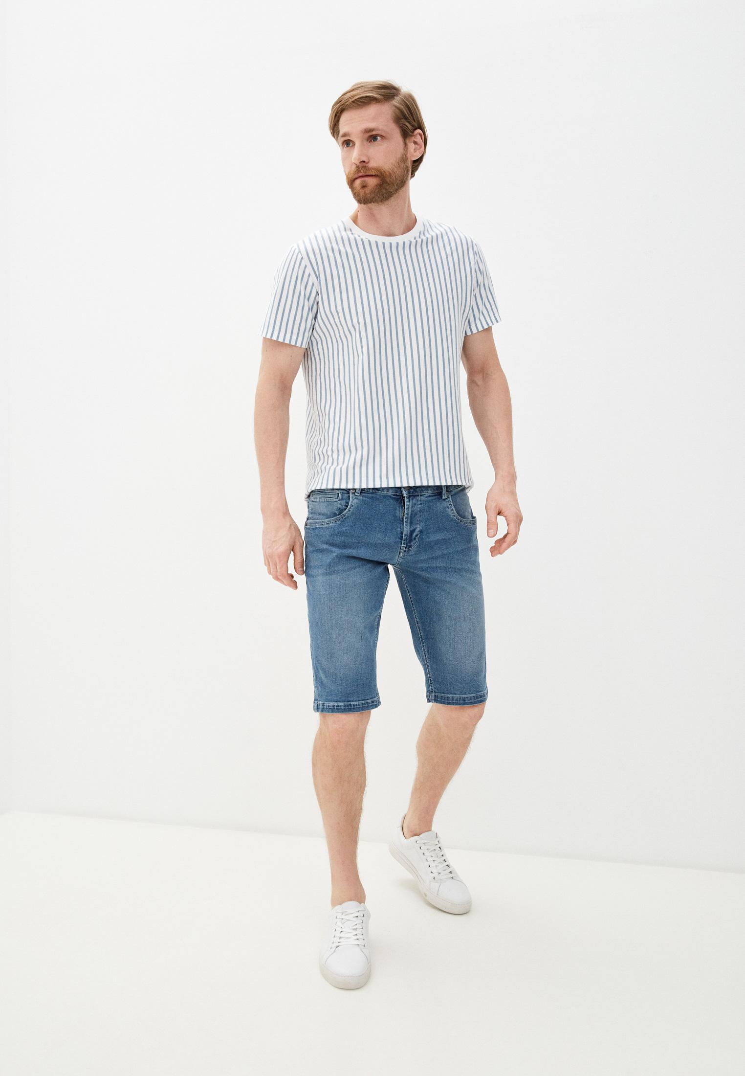 Мужские джинсовые шорты Avirex AVXJS5556: изображение 2