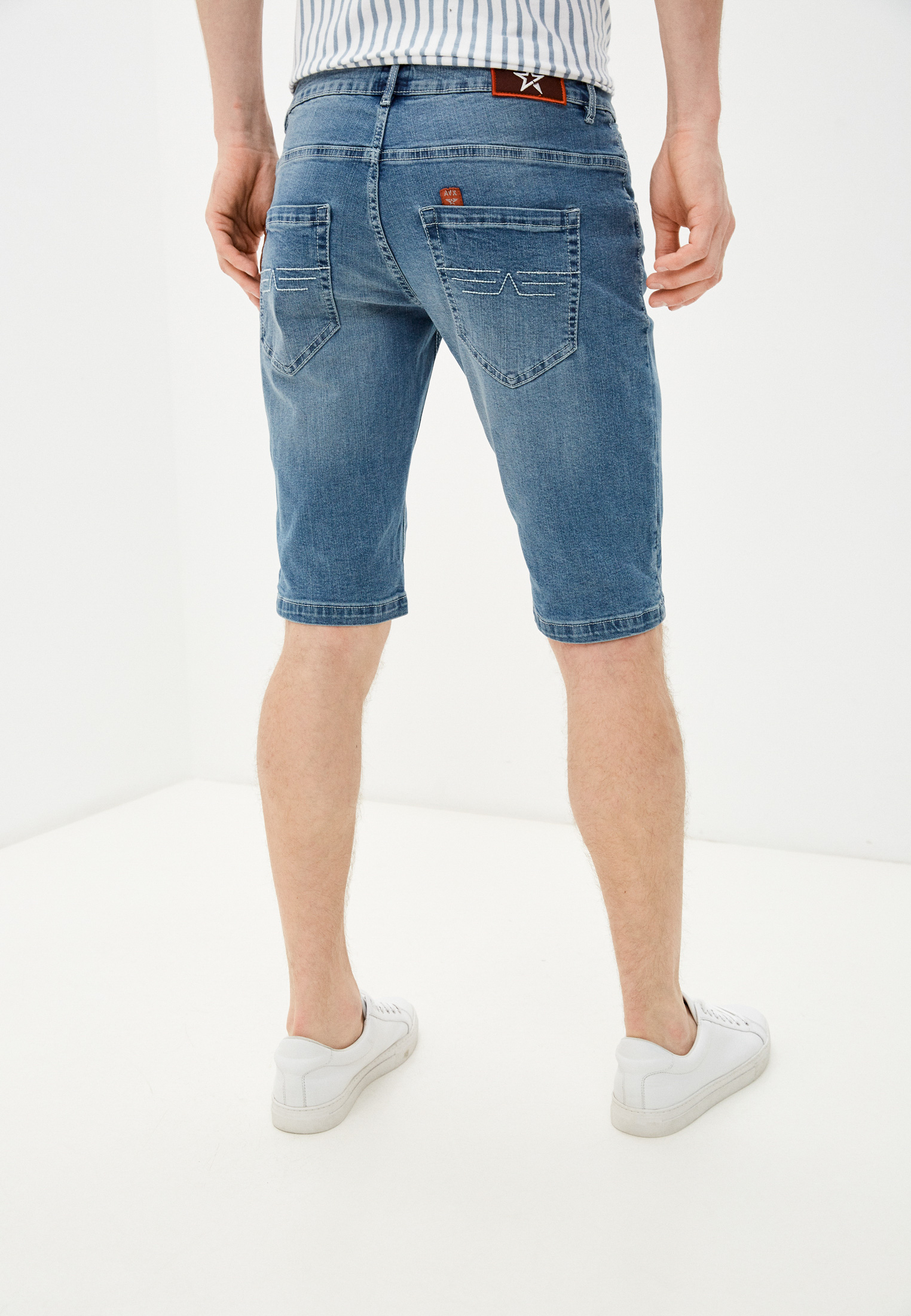 Мужские джинсовые шорты Avirex AVXJS5556: изображение 3