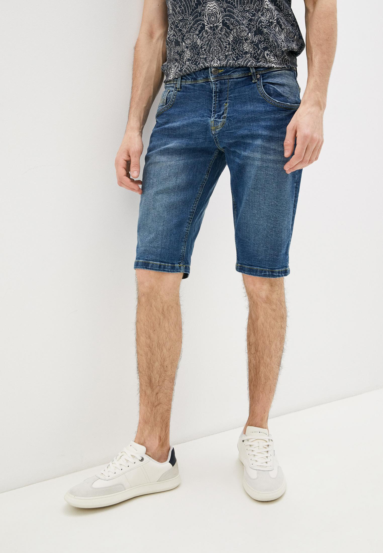 Мужские джинсовые шорты Avirex Шорты джинсовые Avirex