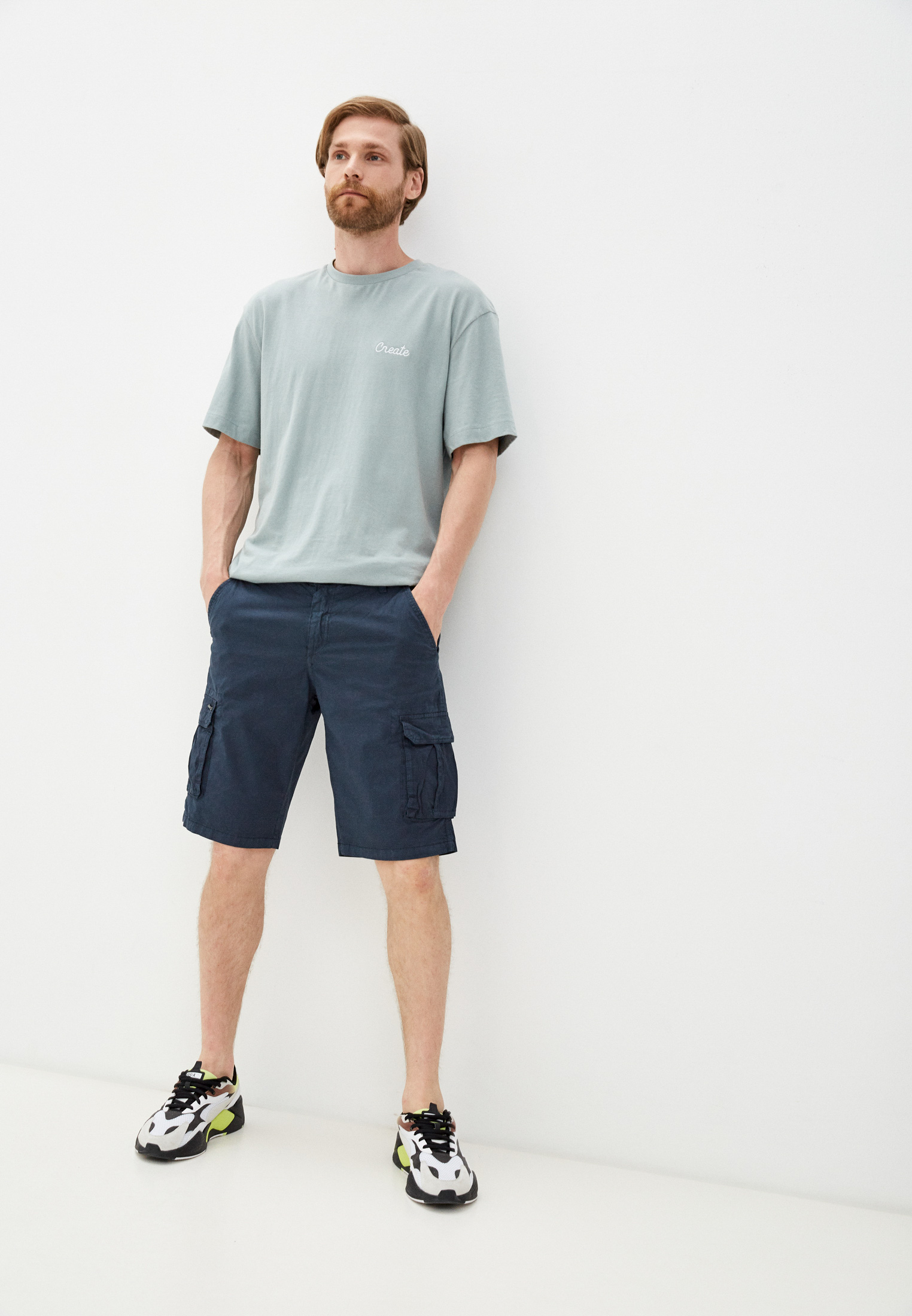 Мужские повседневные шорты Avirex AVXS0112: изображение 2