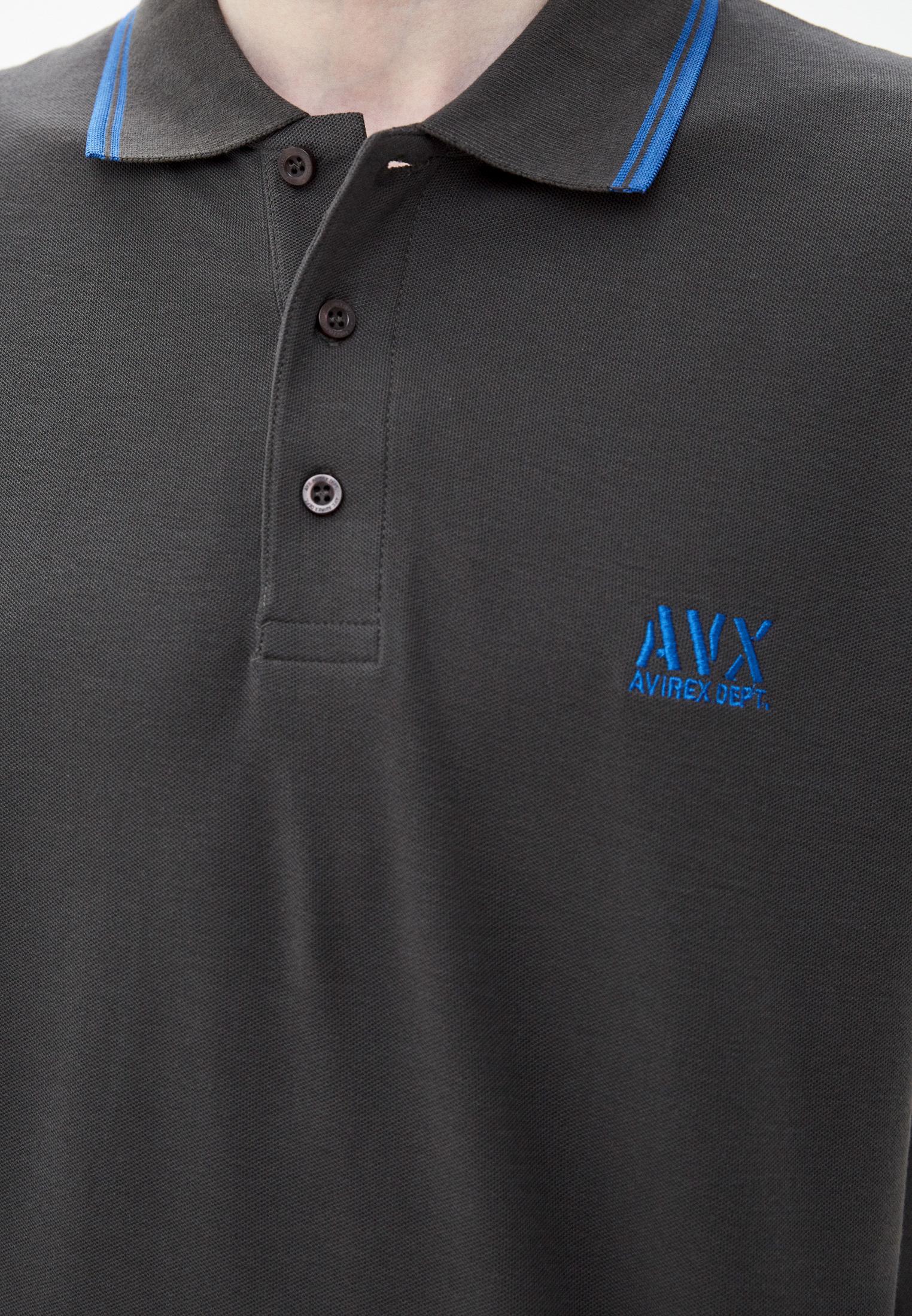 Мужские поло Avirex AX0018: изображение 7