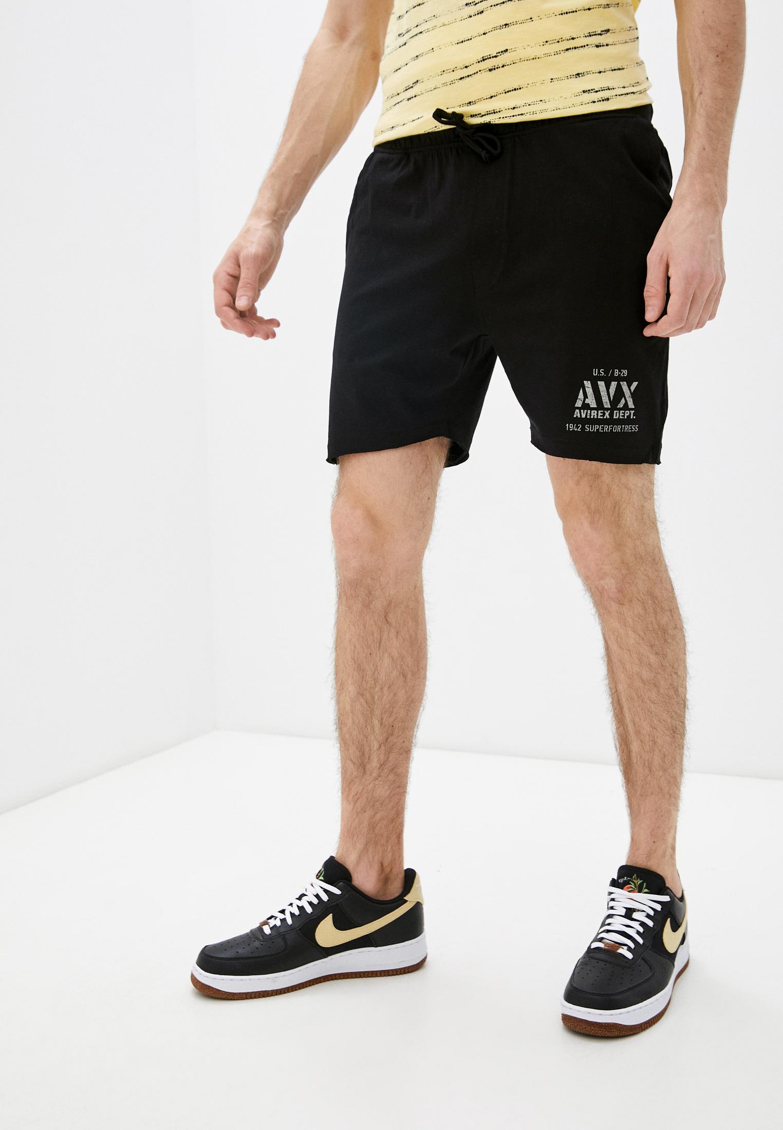 Мужские повседневные шорты Avirex AX0056: изображение 1
