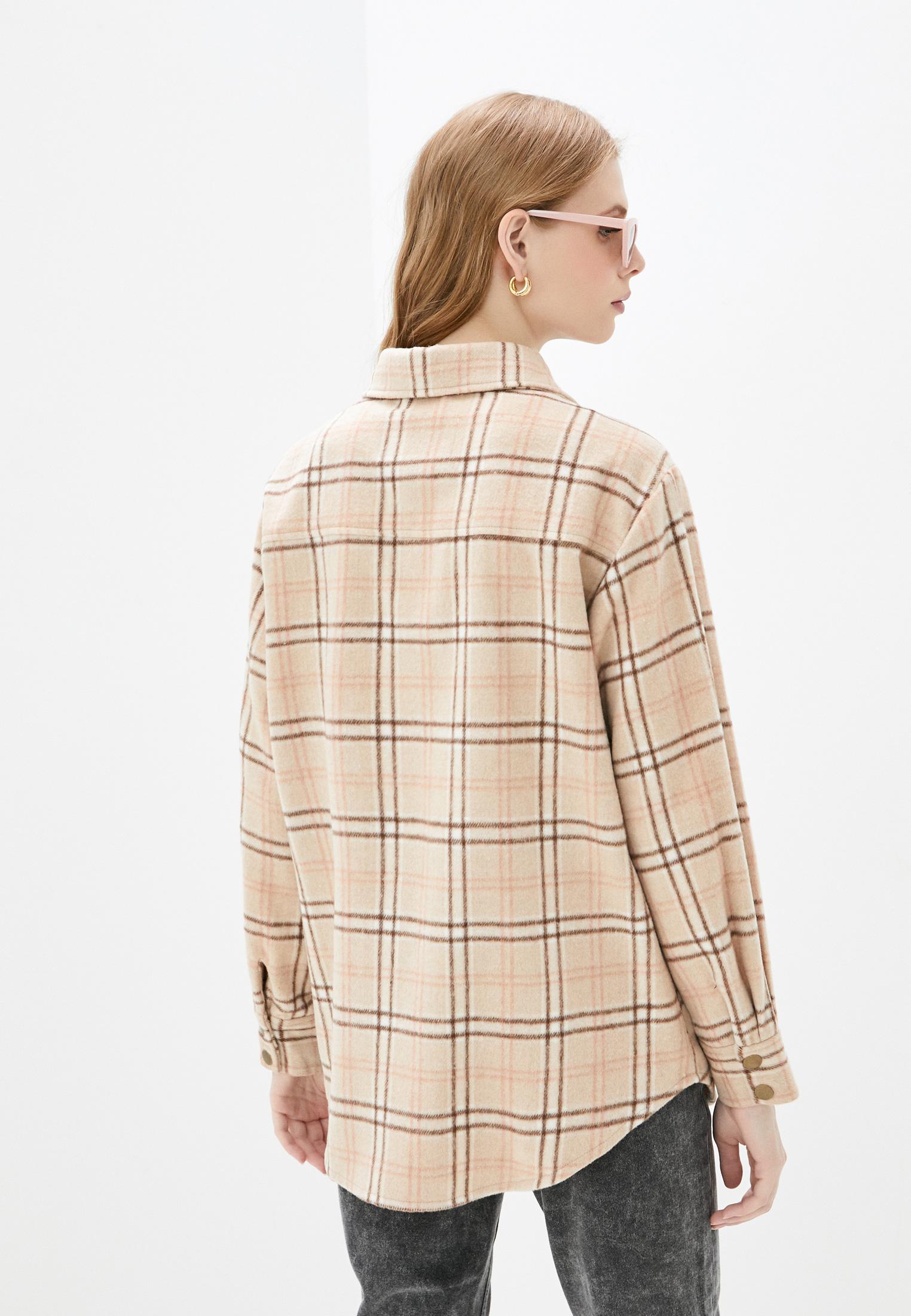 Женские рубашки с длинным рукавом b.young 20809379: изображение 3