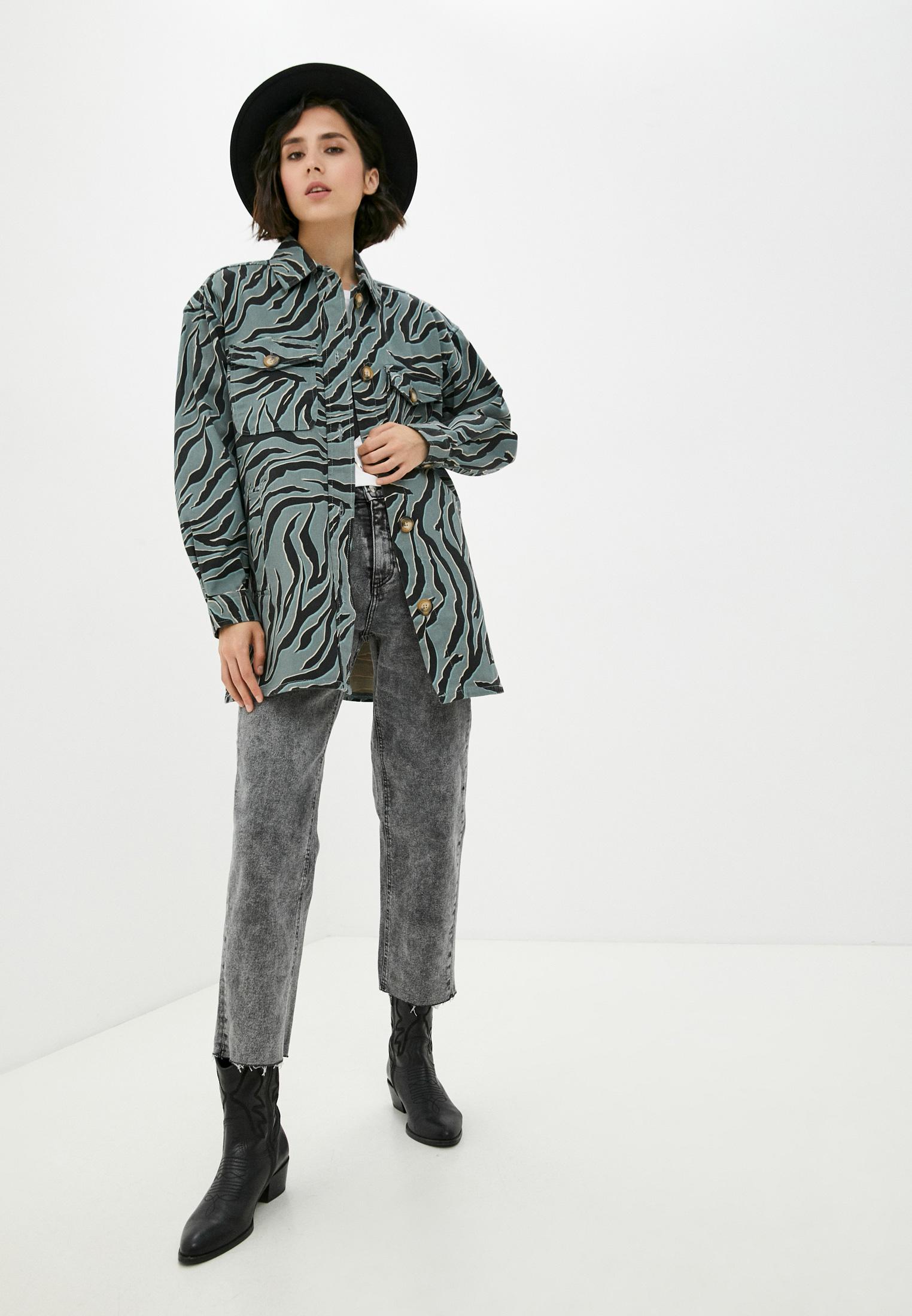 Джинсовая куртка b.young 20809389: изображение 2