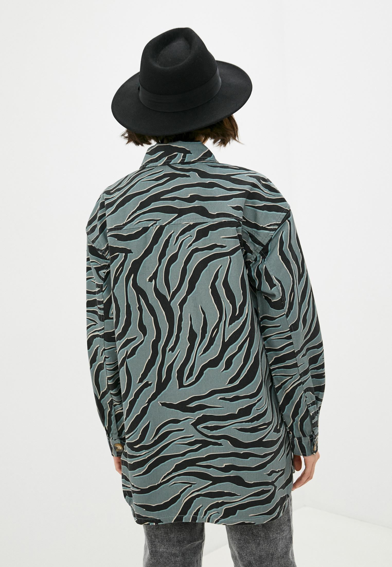 Джинсовая куртка b.young 20809389: изображение 3
