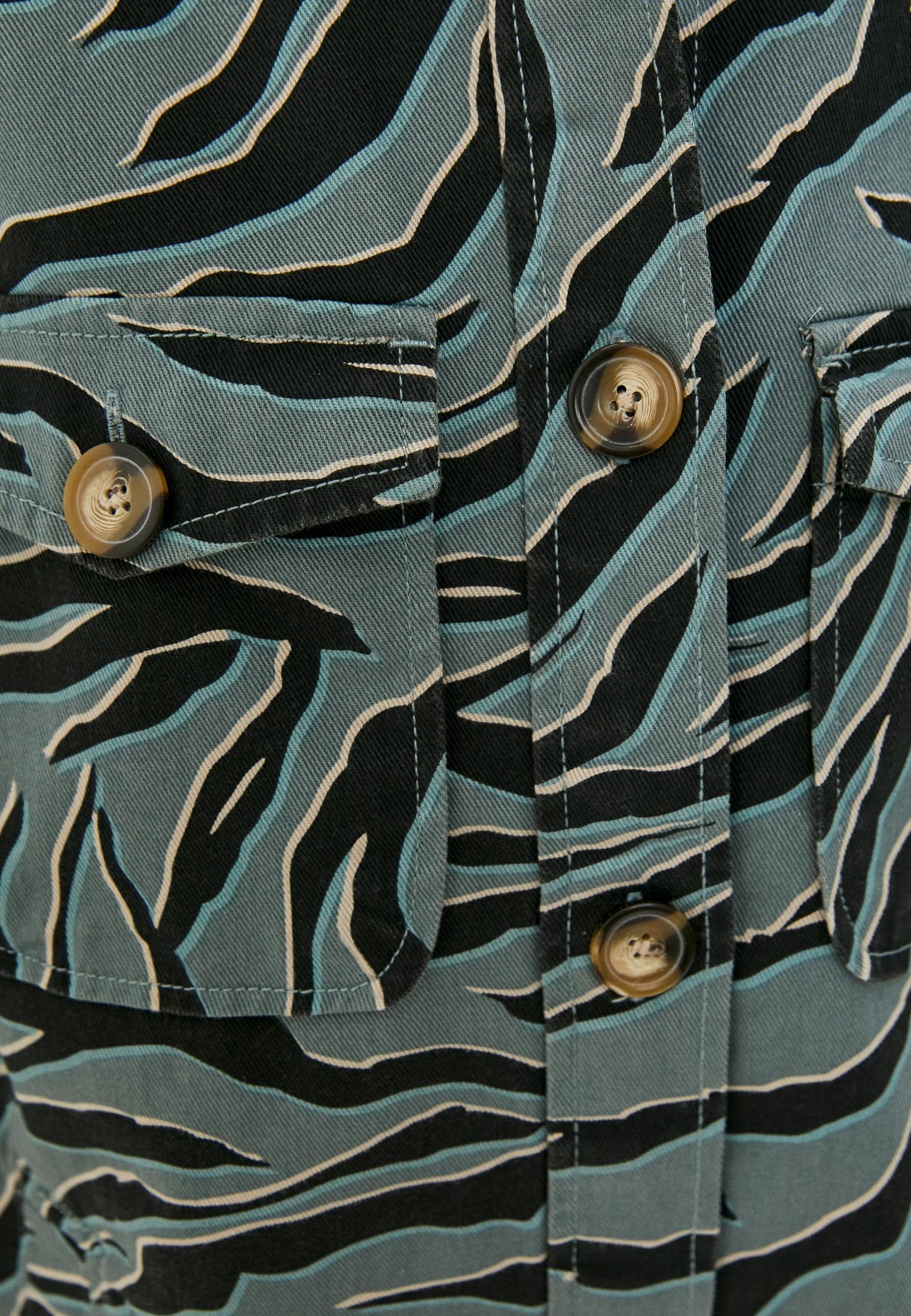 Джинсовая куртка b.young 20809389: изображение 4