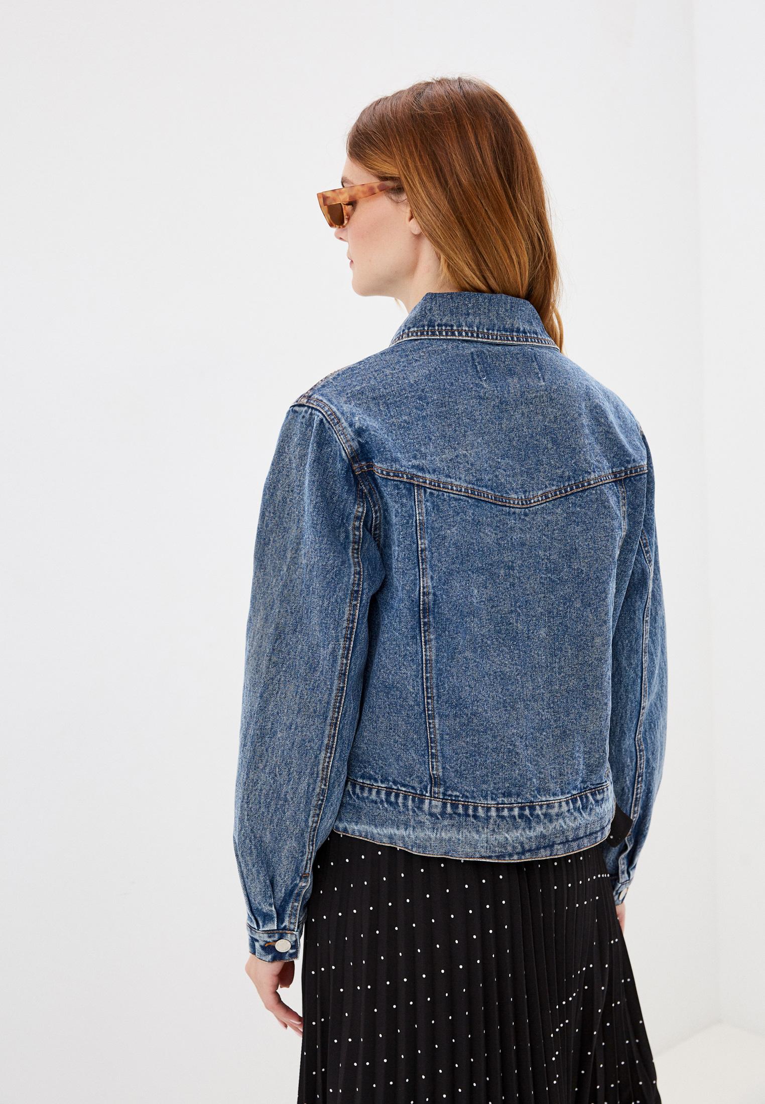 Джинсовая куртка b.young 20809423: изображение 3