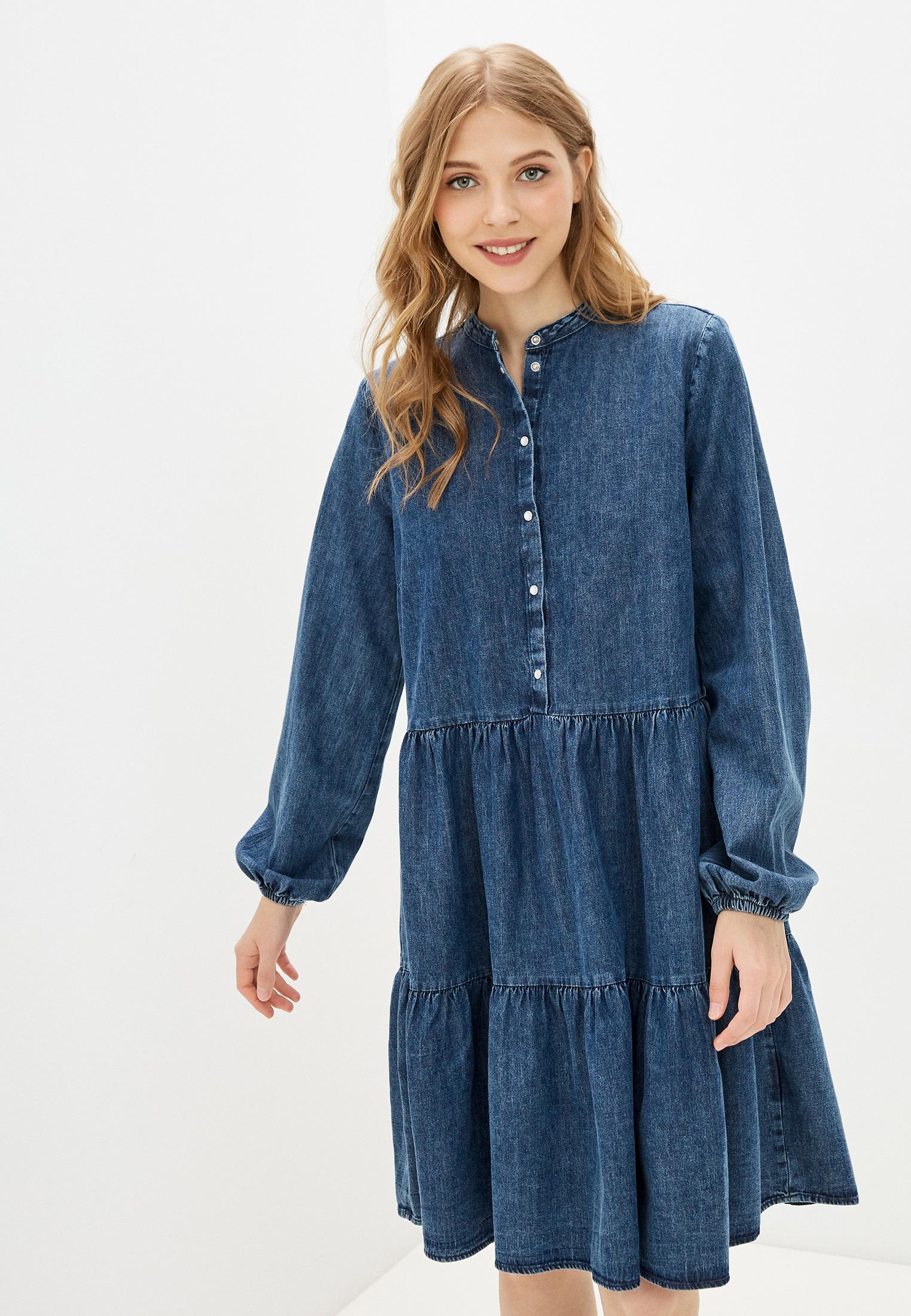 Платье b.young Платье джинсовое b.young