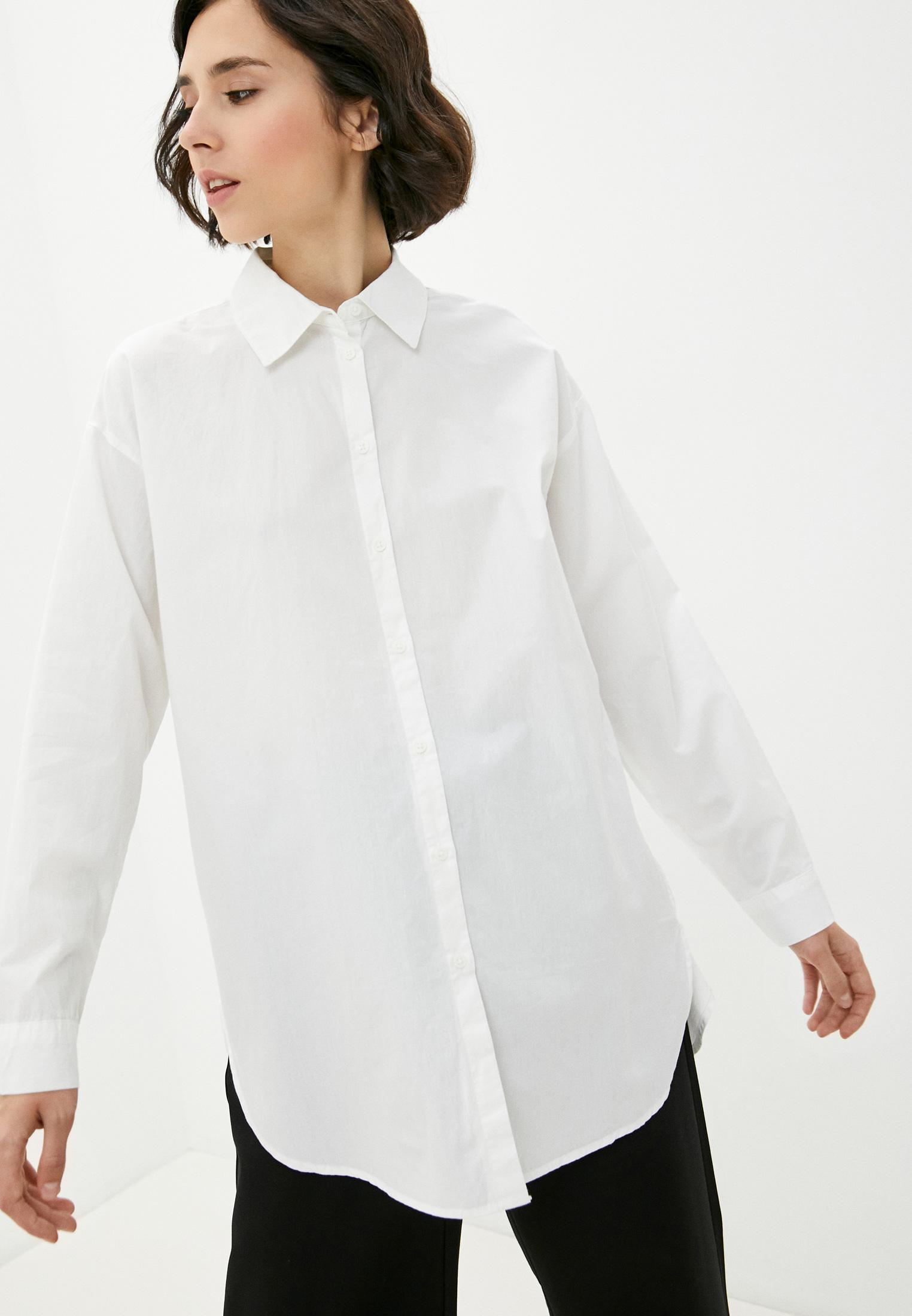 Женские рубашки с длинным рукавом b.young 20809476: изображение 1