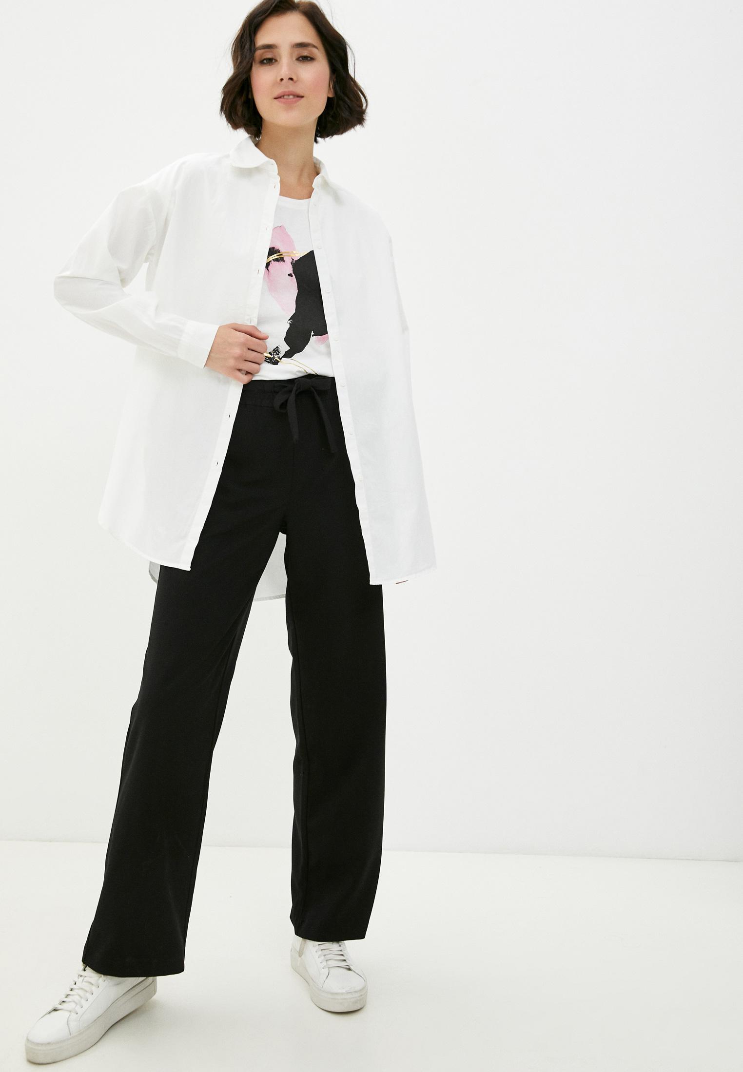 Женские рубашки с длинным рукавом b.young 20809476: изображение 2