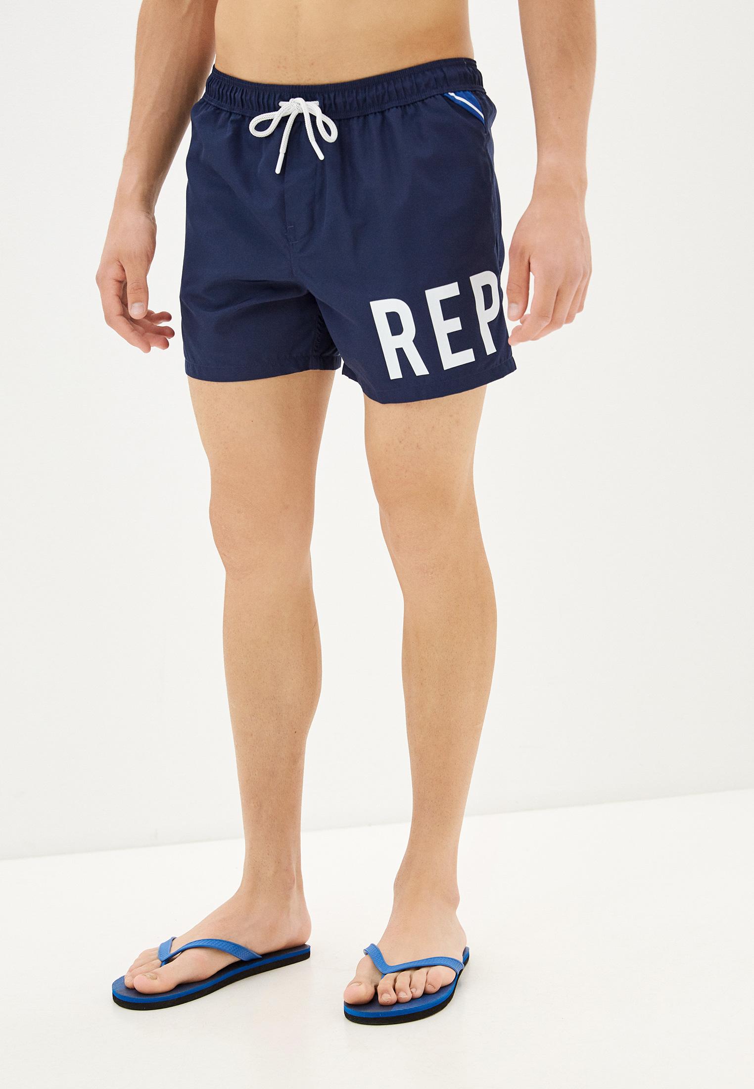 Мужские шорты для плавания Replay (Реплей) LM1077.000.82972R
