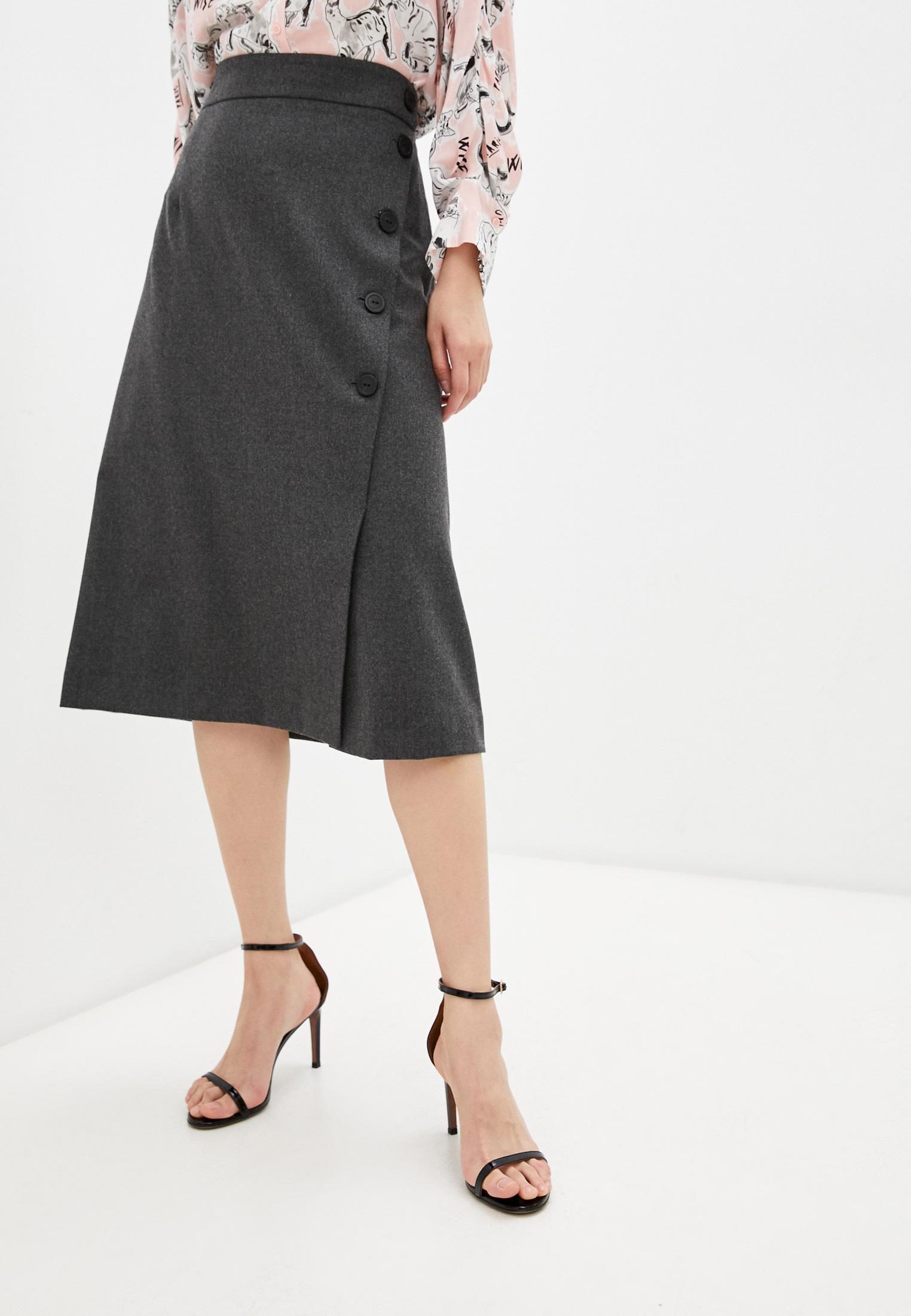 Широкая юбка Tara Jarmon 25338-J1611