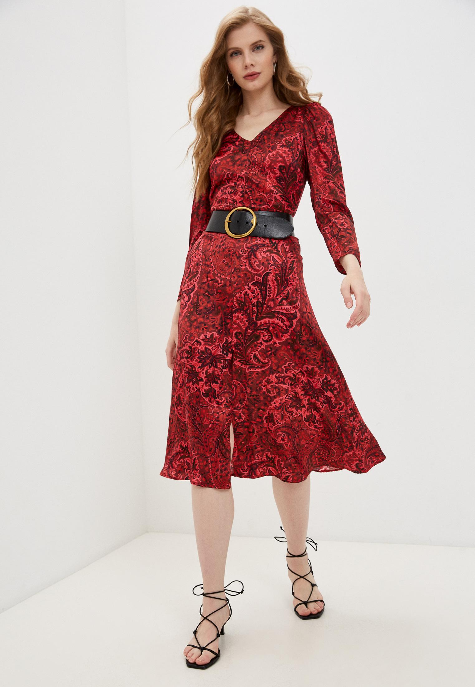 Повседневное платье Tara Jarmon 25407-R4567